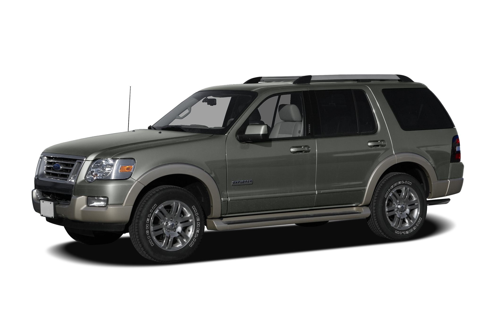 used 2007 ford explorer ed bauer