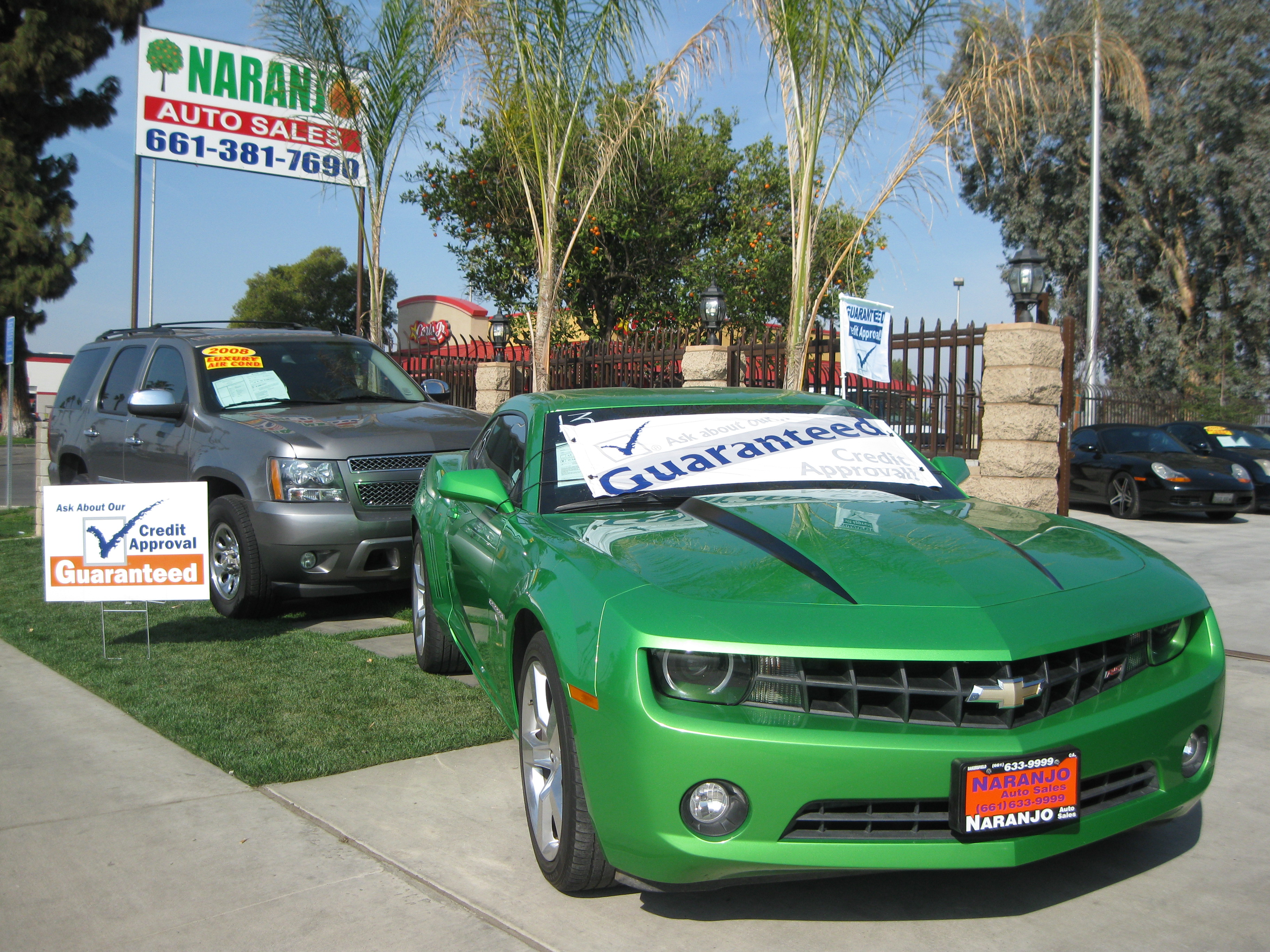 located in bakersfield california unlike other used car dealers naranjo auto sales is a family owned automotive dealer we strive to provide customers