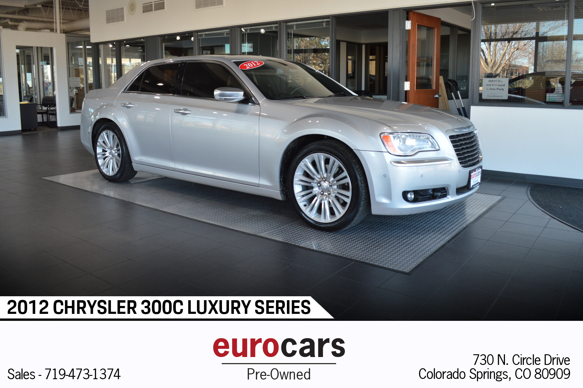 used 2012 chrysler 300 300c luxury series