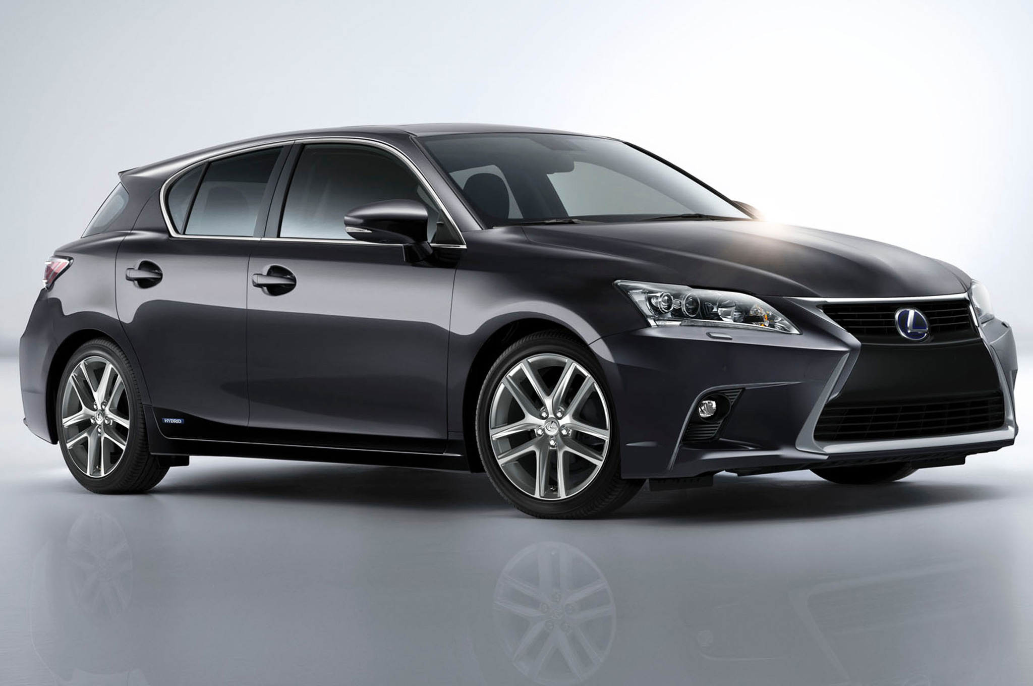refreshed 2014 lexus ct 200h priced at $32 960 motor trend
