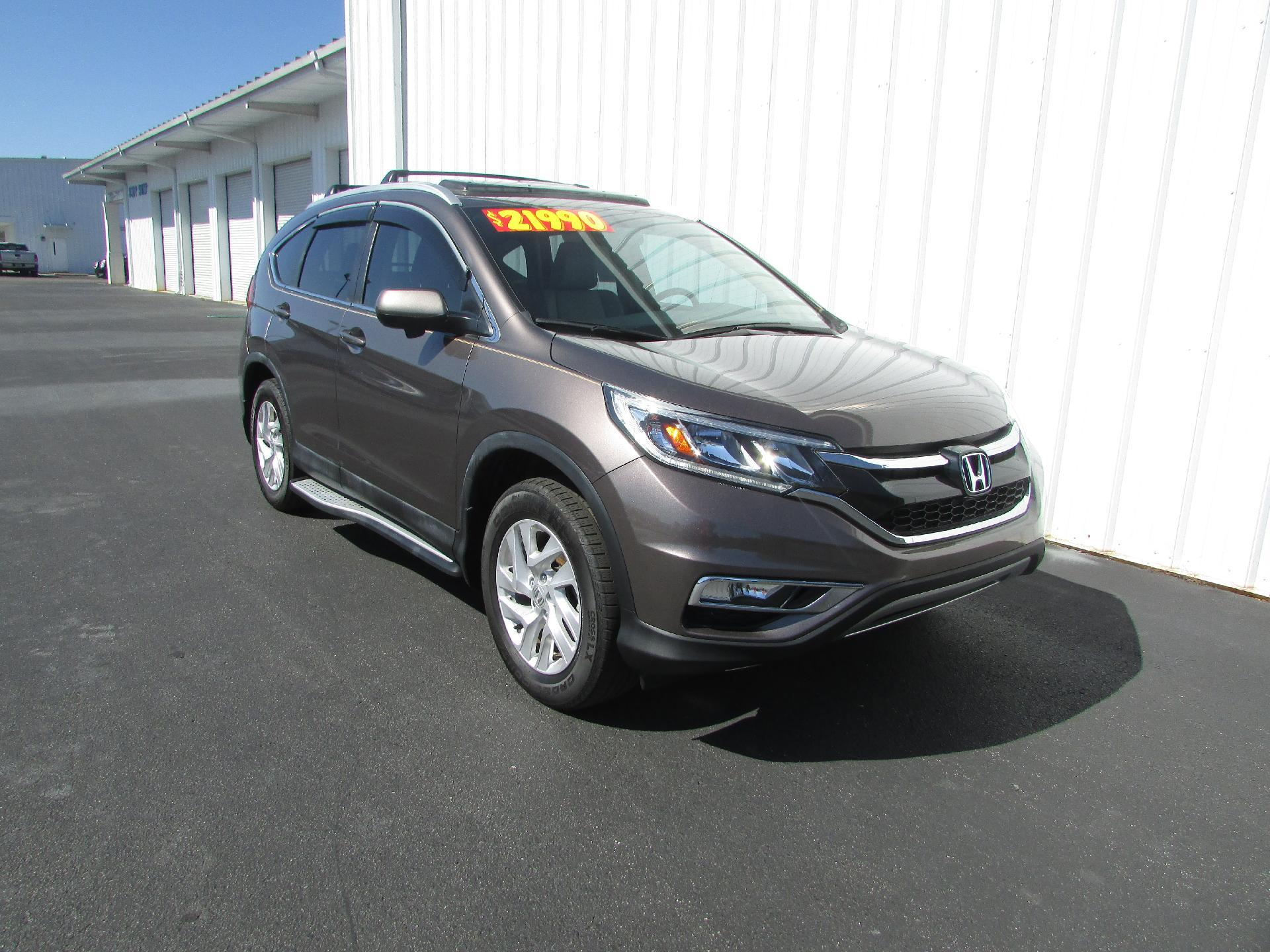 2016 honda cr v vehicle photo in dothan al
