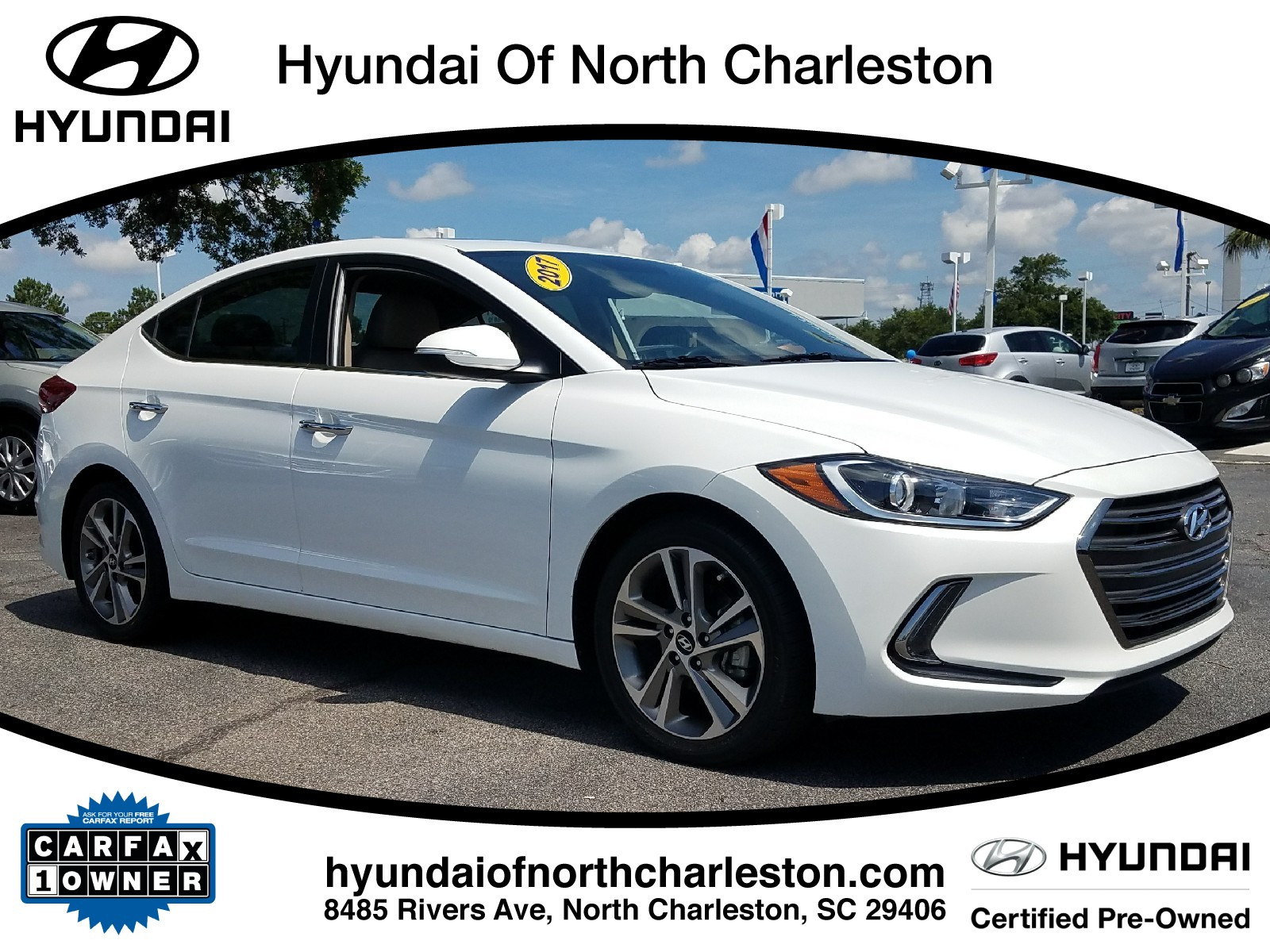 used car lots in charleston sc luxury used used 2017 hyundai elantra for sale north charleston
