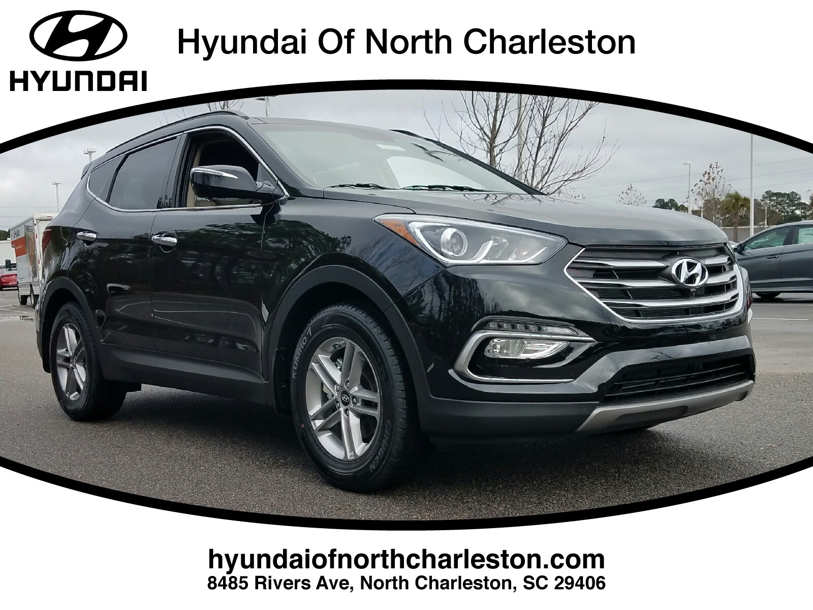 new new 2018 hyundai santa fe sport for sale north charleston sc