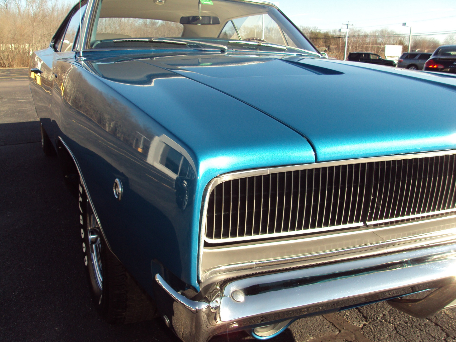 used 1968 dodge charger rt