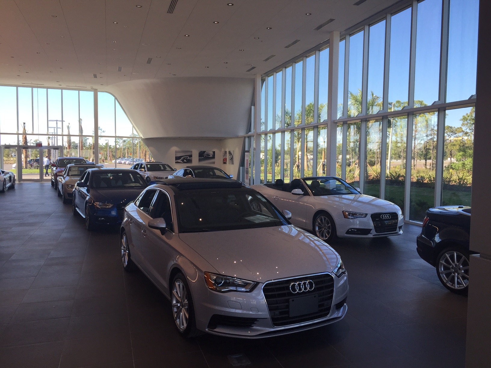 wel e to audi of fort myers