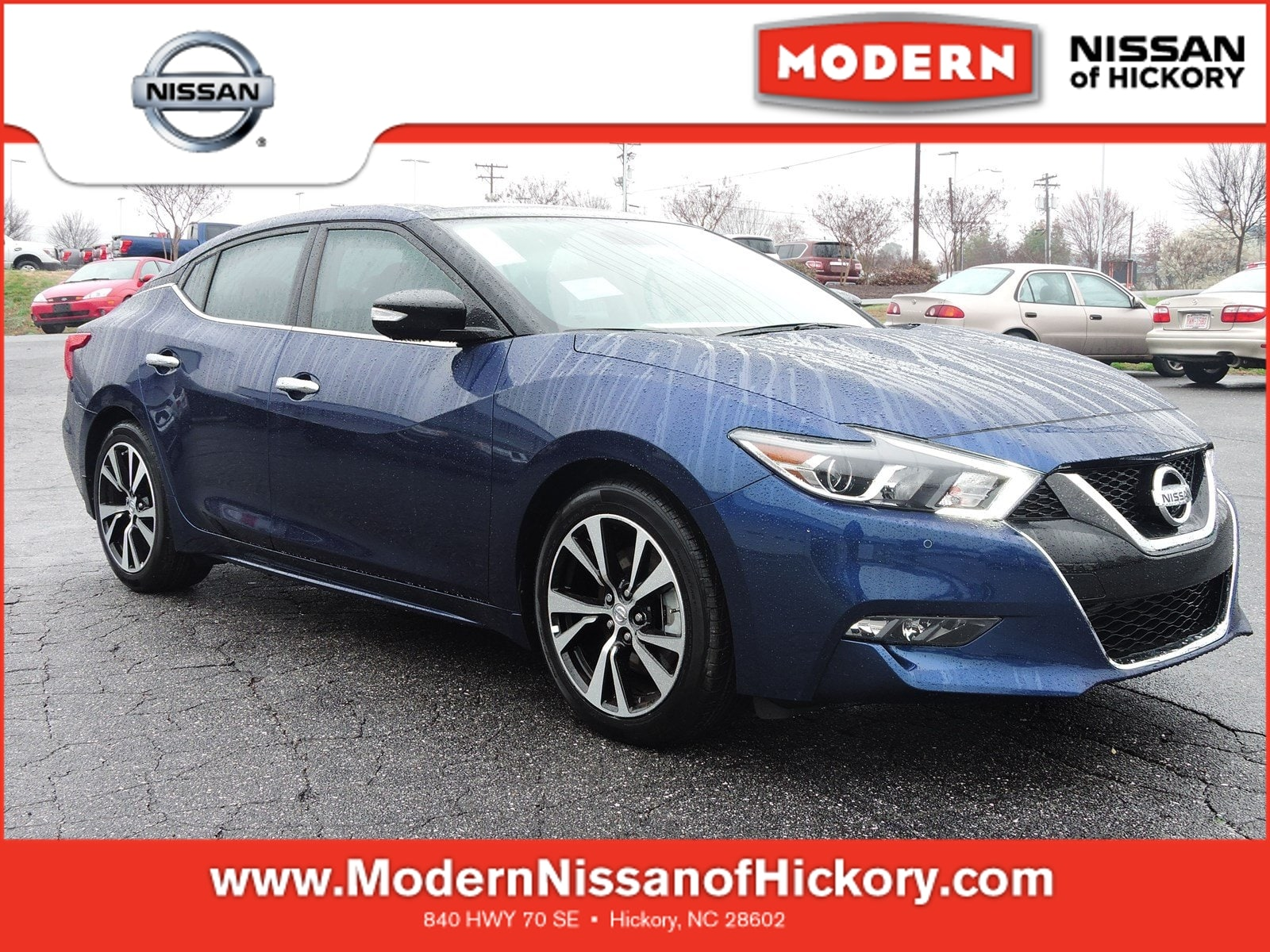 new 2018 nissan maxima modern nissan of hickory