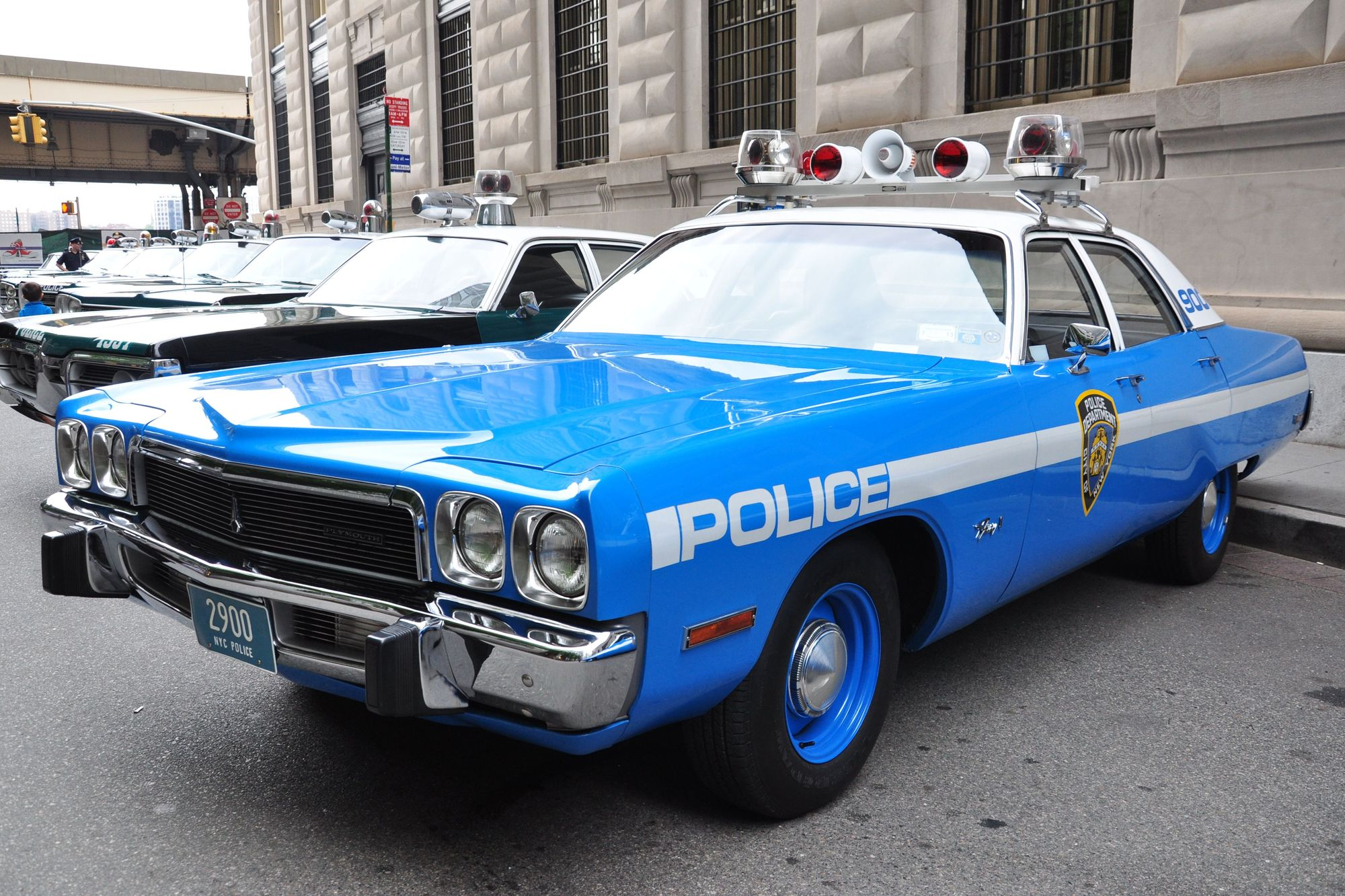 nyc police museum to put cop cars on display at new york a