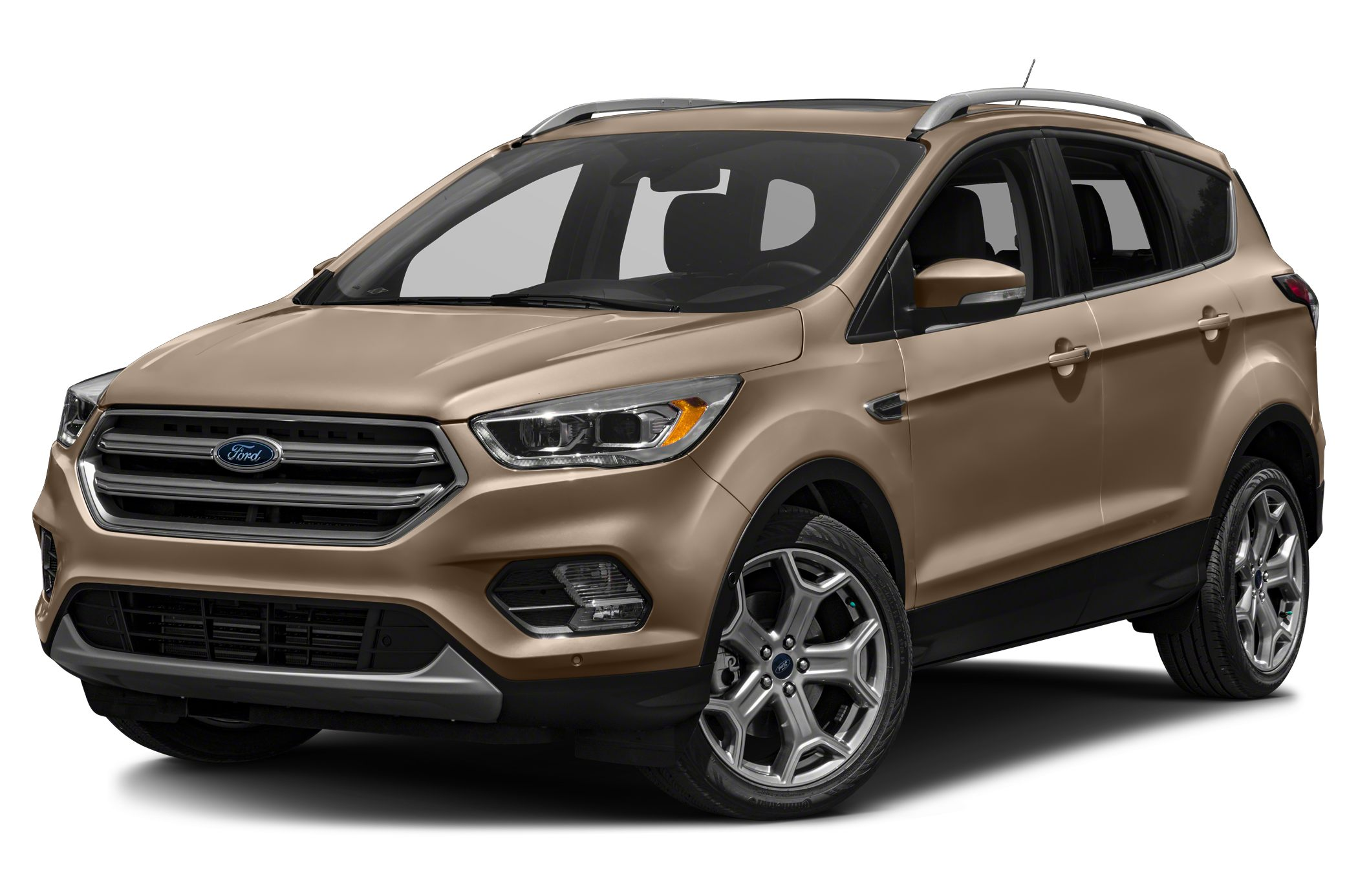 used 2017 ford escape titanium