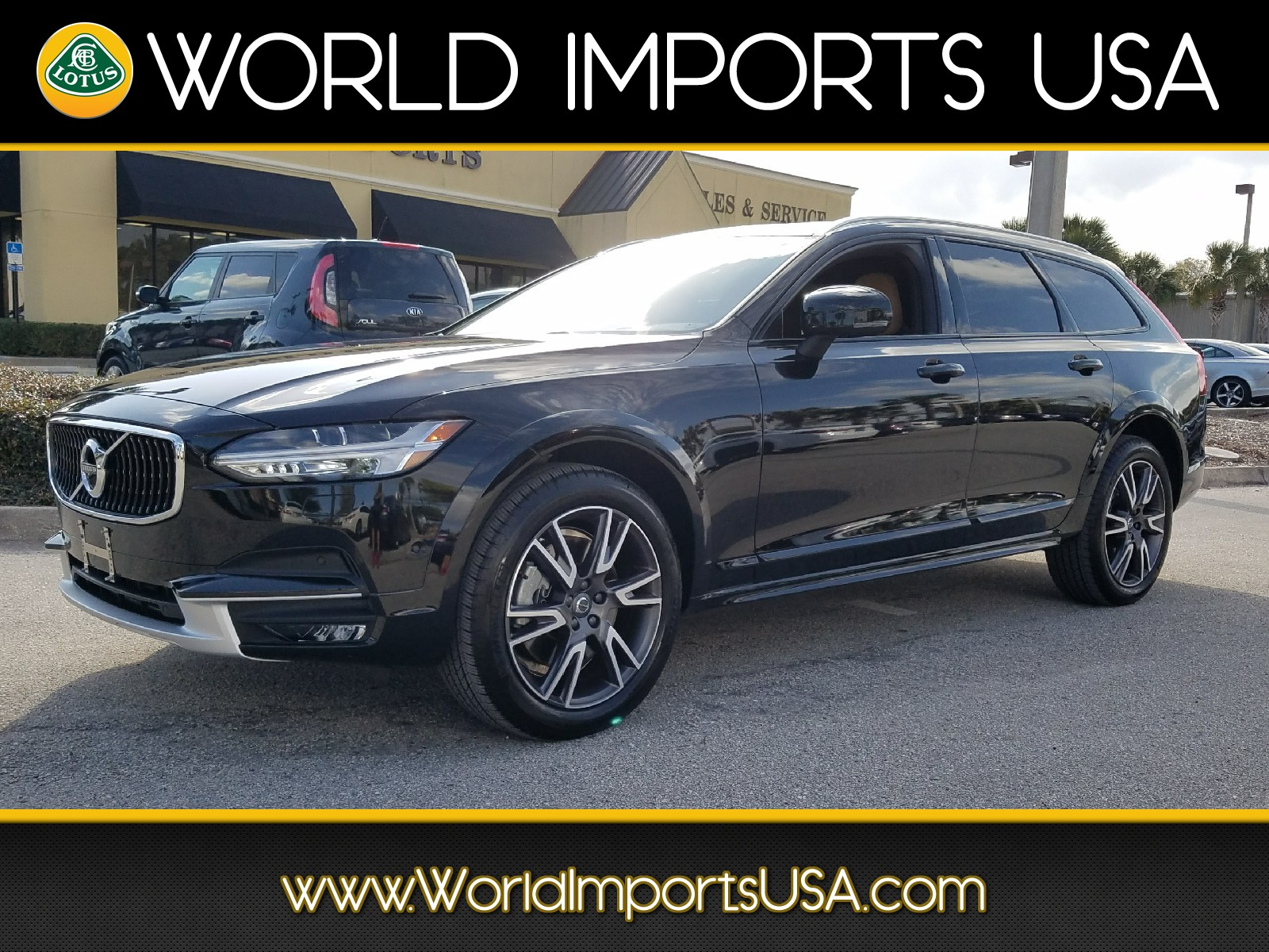 Used Cars Jacksonville New Used 2017 Volvo V90 Cross Country T6 Awd for Sale In Jacksonville Fl