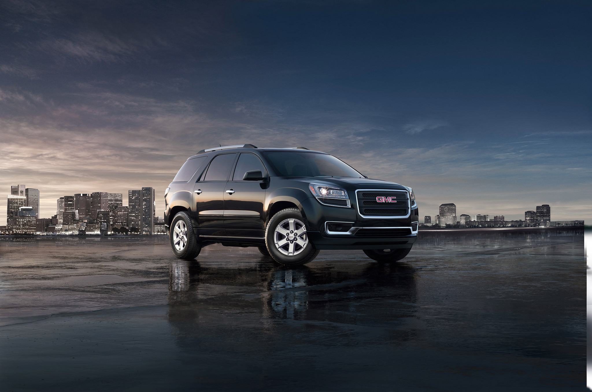 gmc vehicle lineup