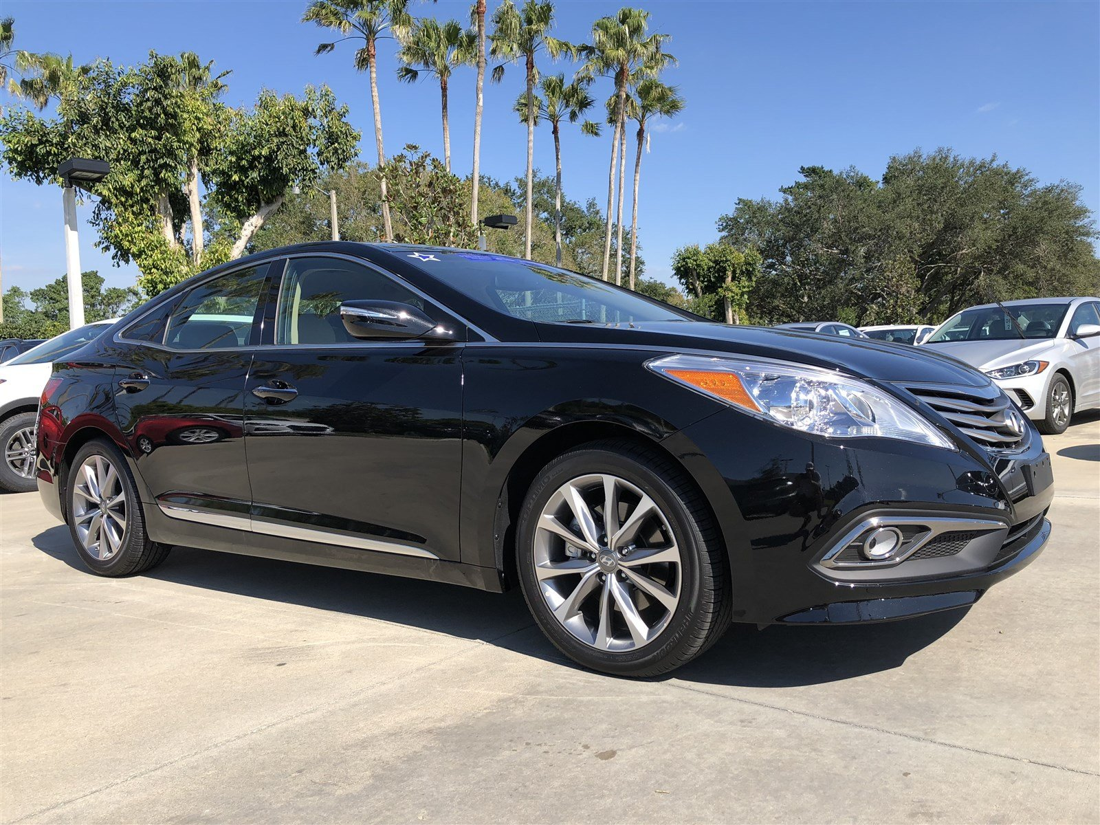 certified 2017 hyundai azera base