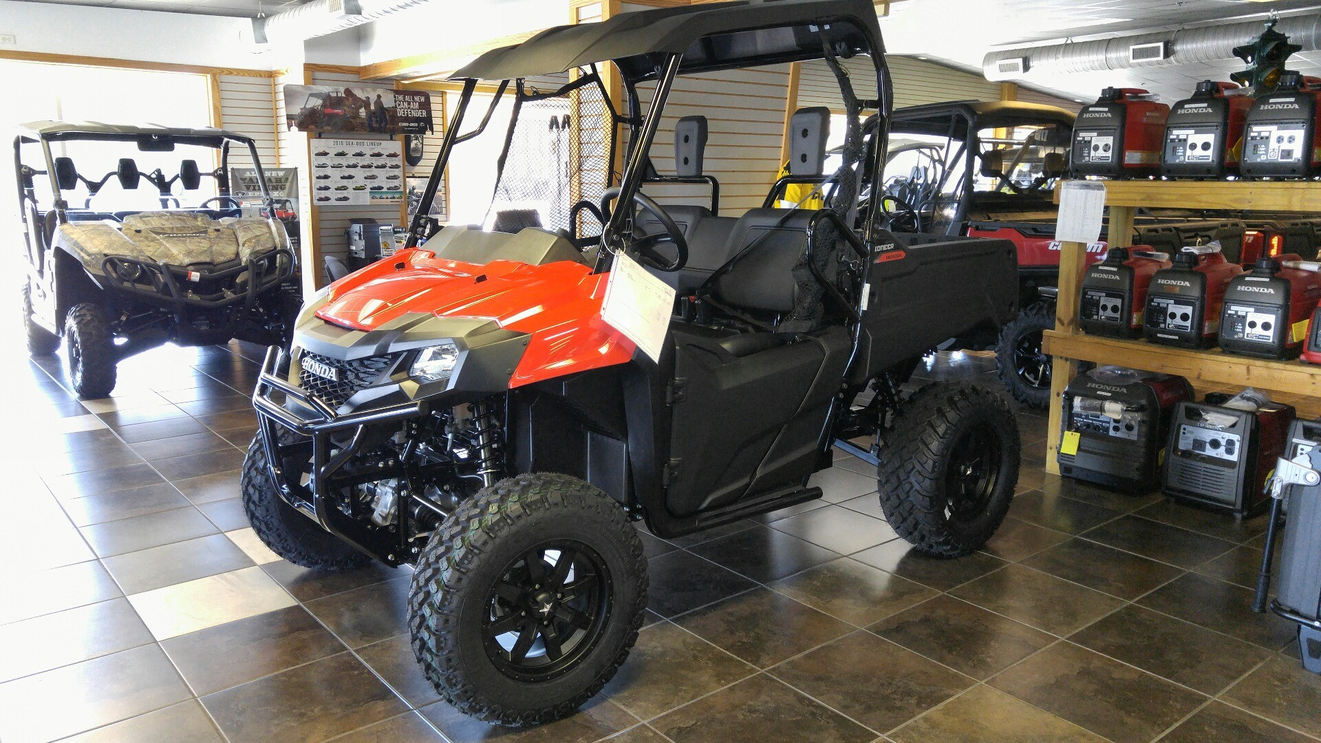 Used Cars Panama City Fl Beautiful New 2017 Honda Pioneer 700 Utility Vehicles Panama City Cycles