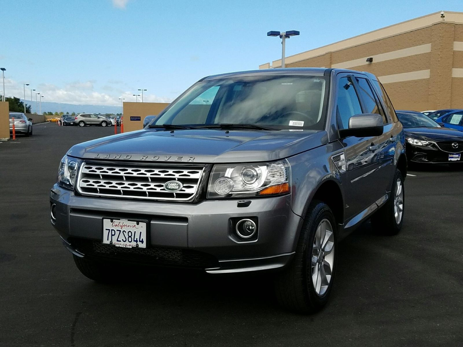 used 2015 land rover lr2 in reno nevada
