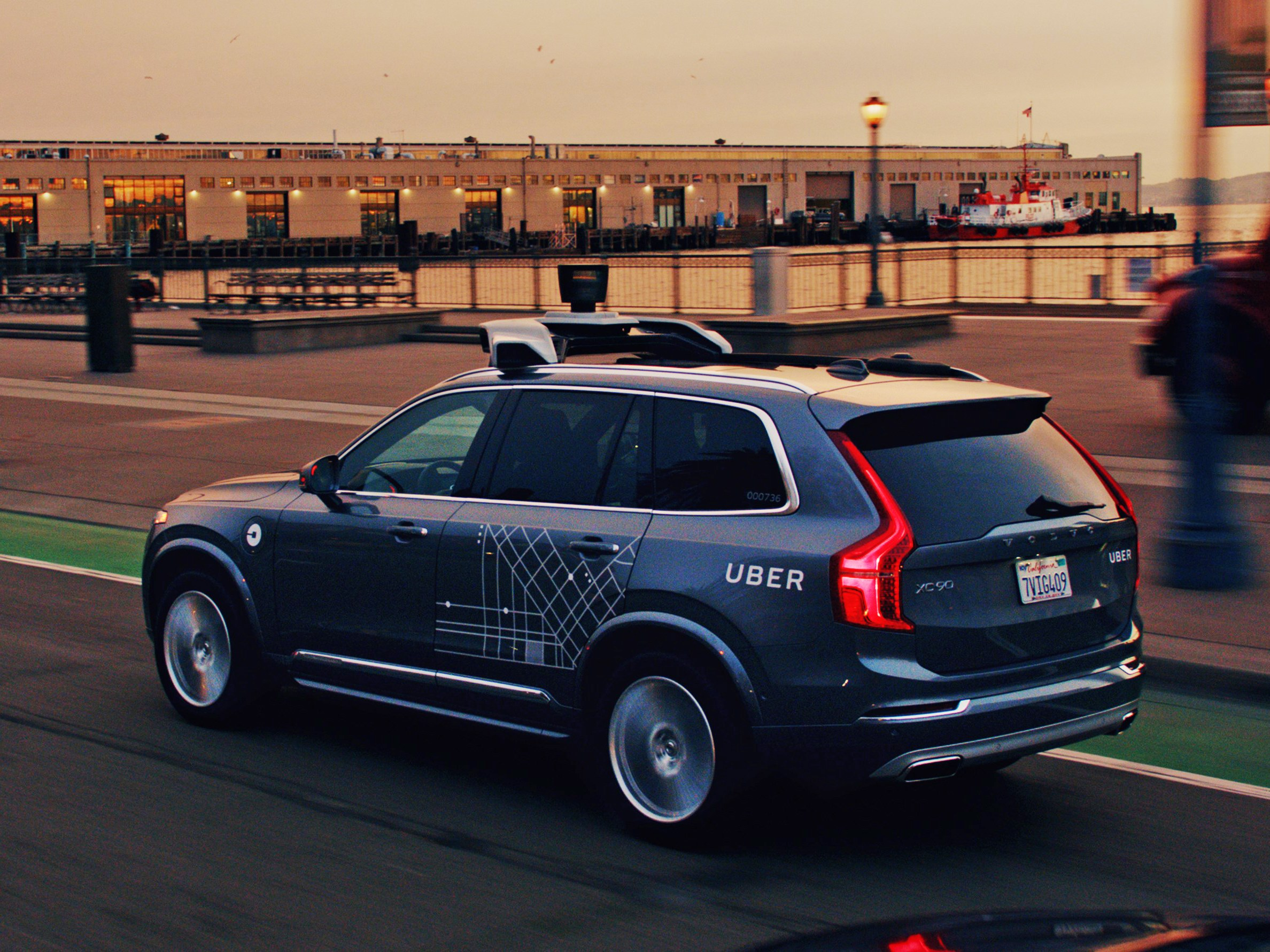 uber s self driving crash proves we need self driving cars