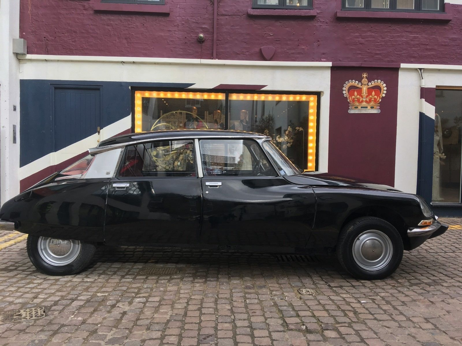 Used Classic Cars Lovely Ebay Classic Citroen Ds21 Super 5 Restored Resprayed Immaculate