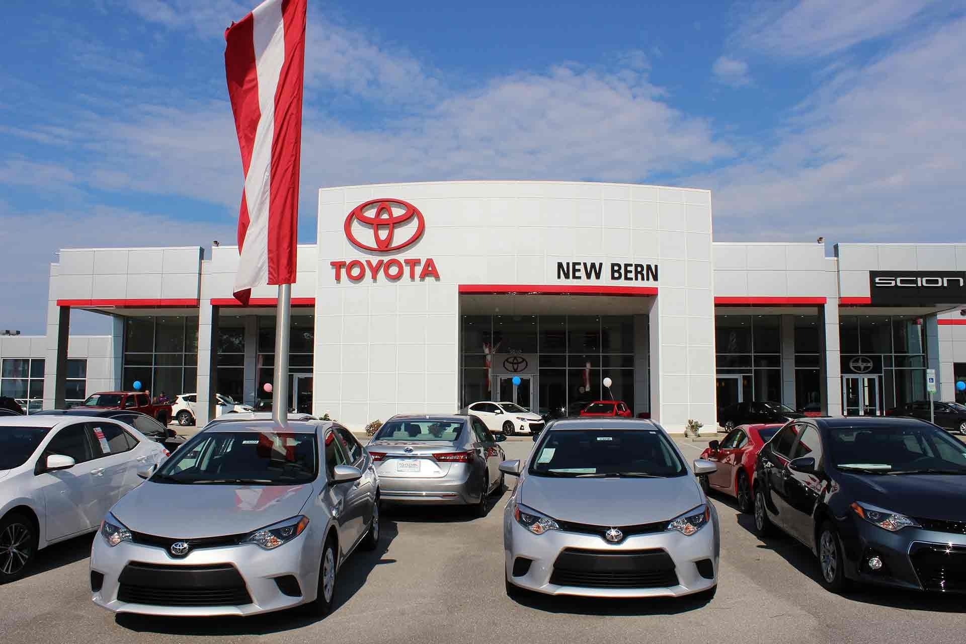 toyota dealer near me
