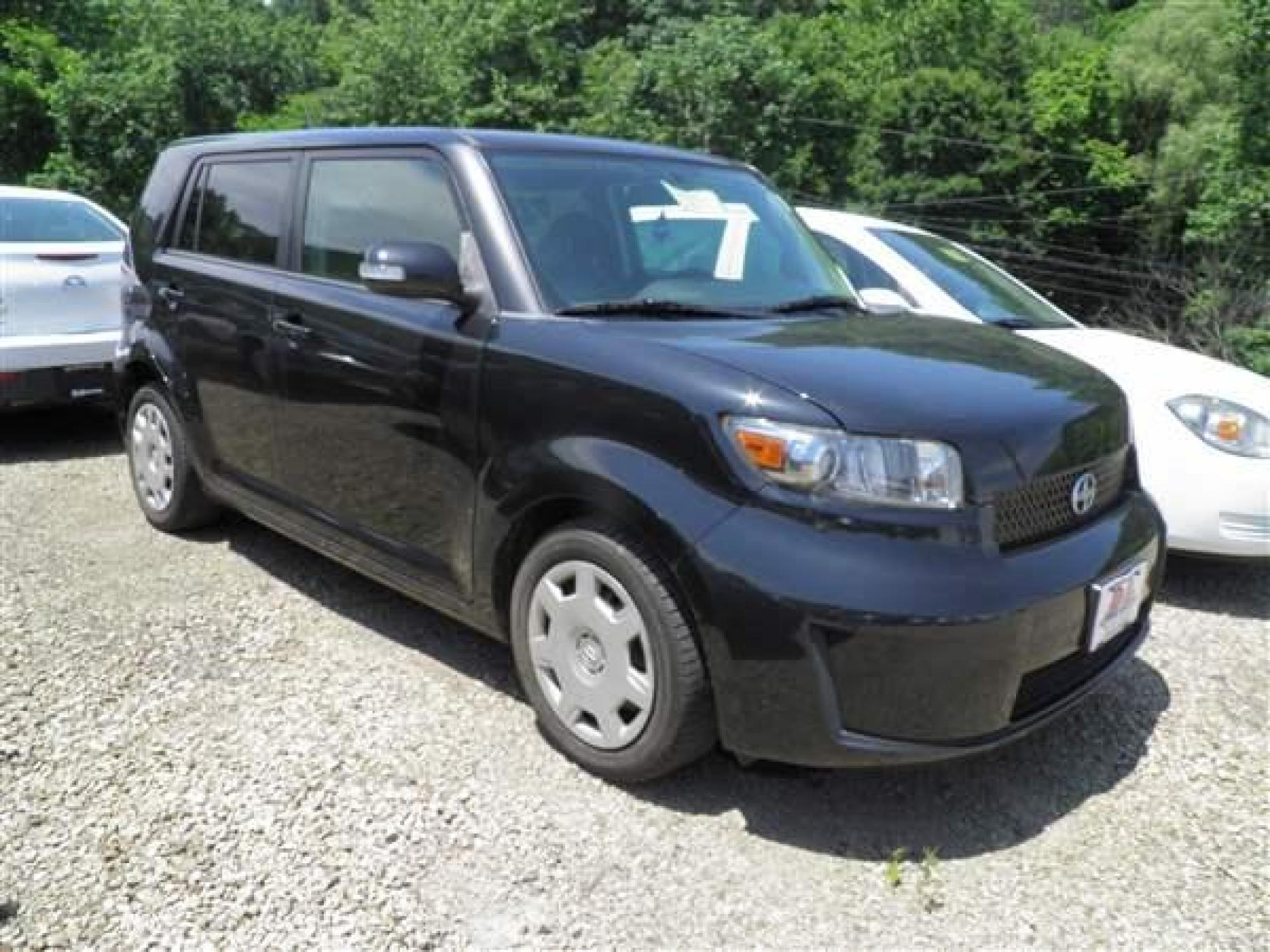 used 2008 scion xb for sale by d d motors barton lot in barton md