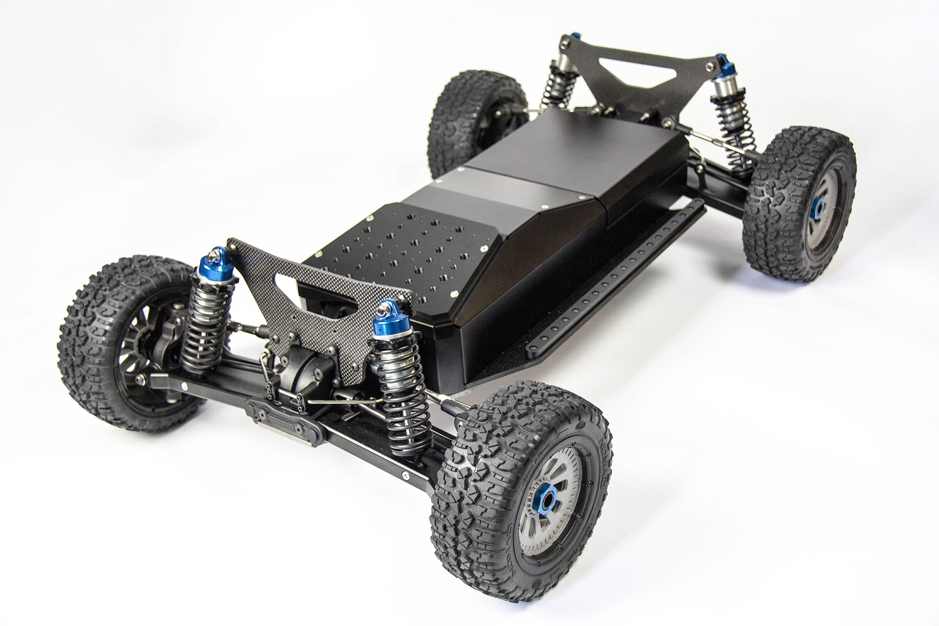 image of motion impossible mantis remote control car used for a gimbal and camera on top