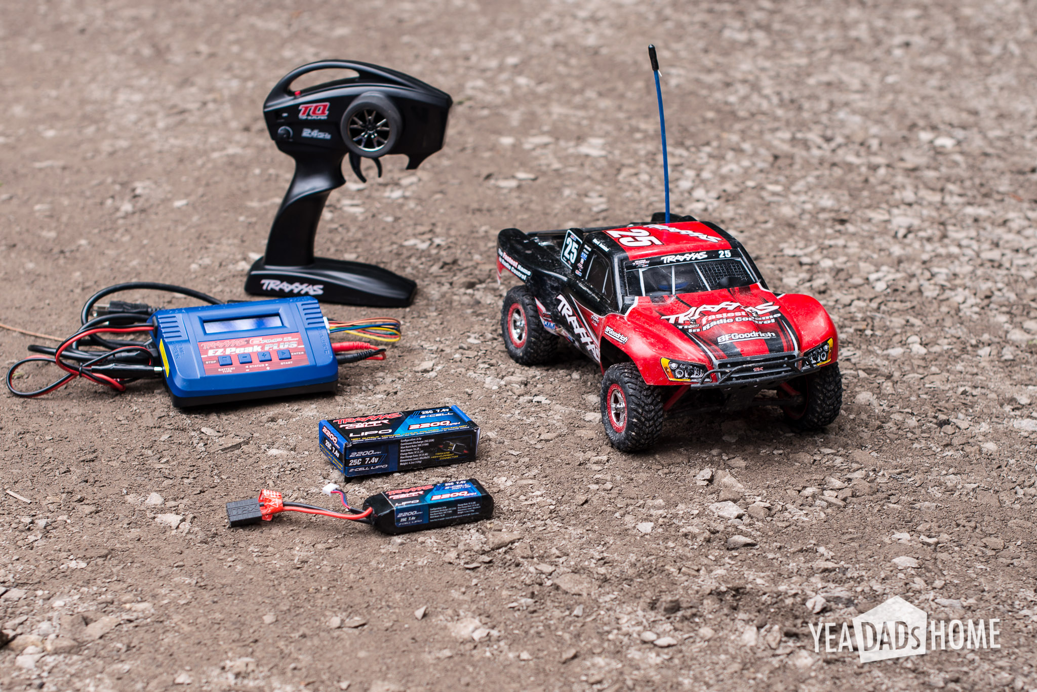 first rc truck 2447 4