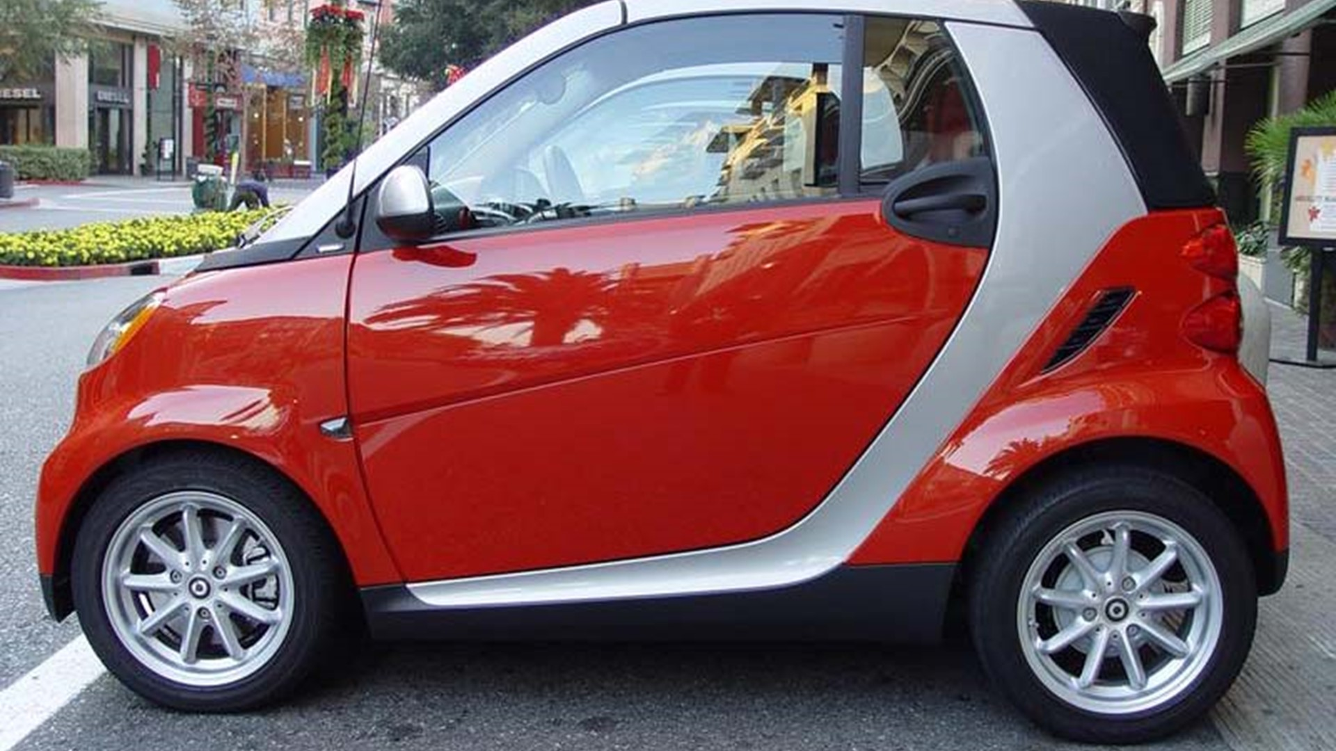 Used Smart Car Beautiful Used Smart fortwo Review 2008 2015