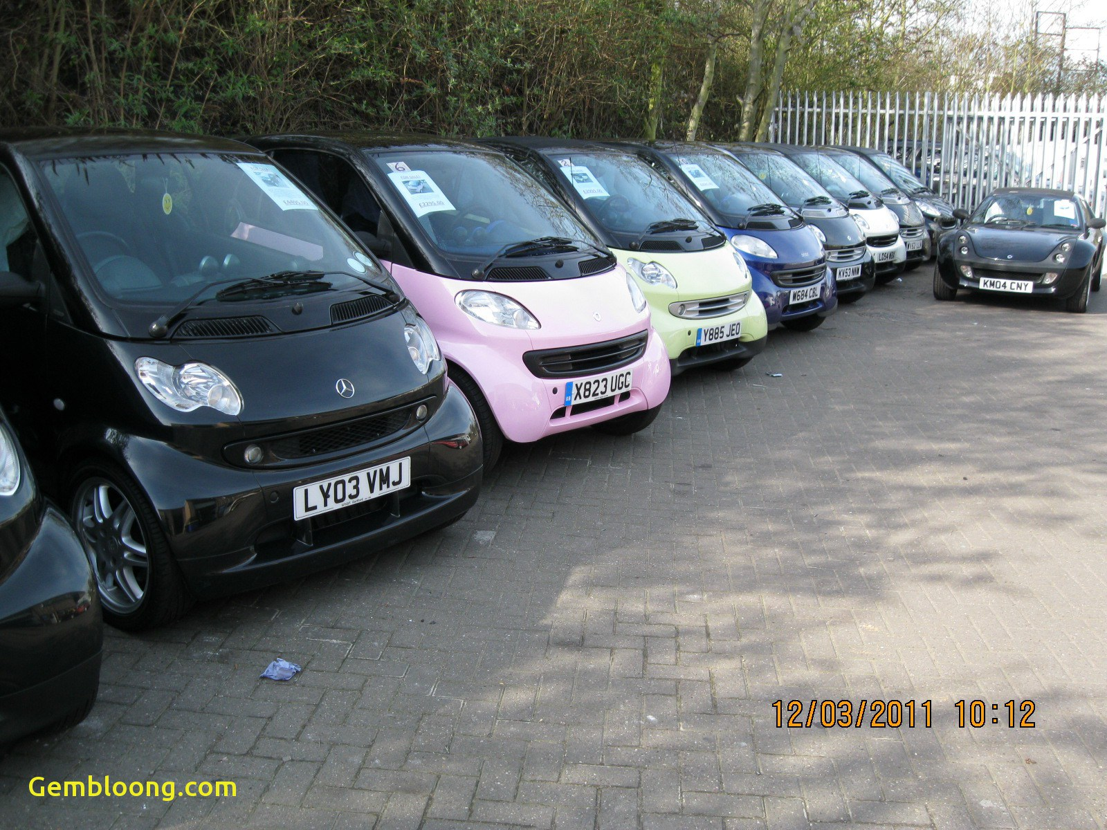 Fresh Used Smart Cars for Sale