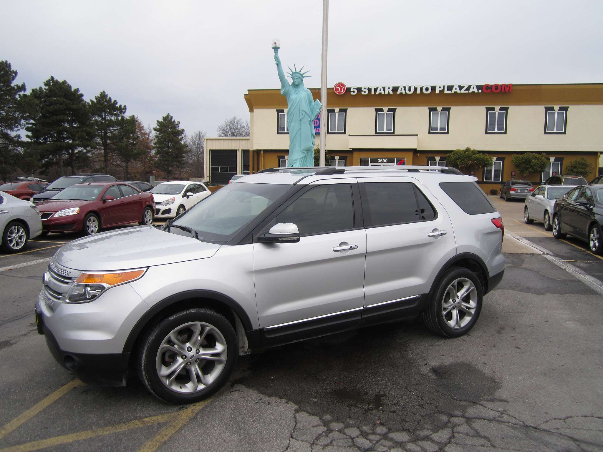 Awesome Used Suv for Sale