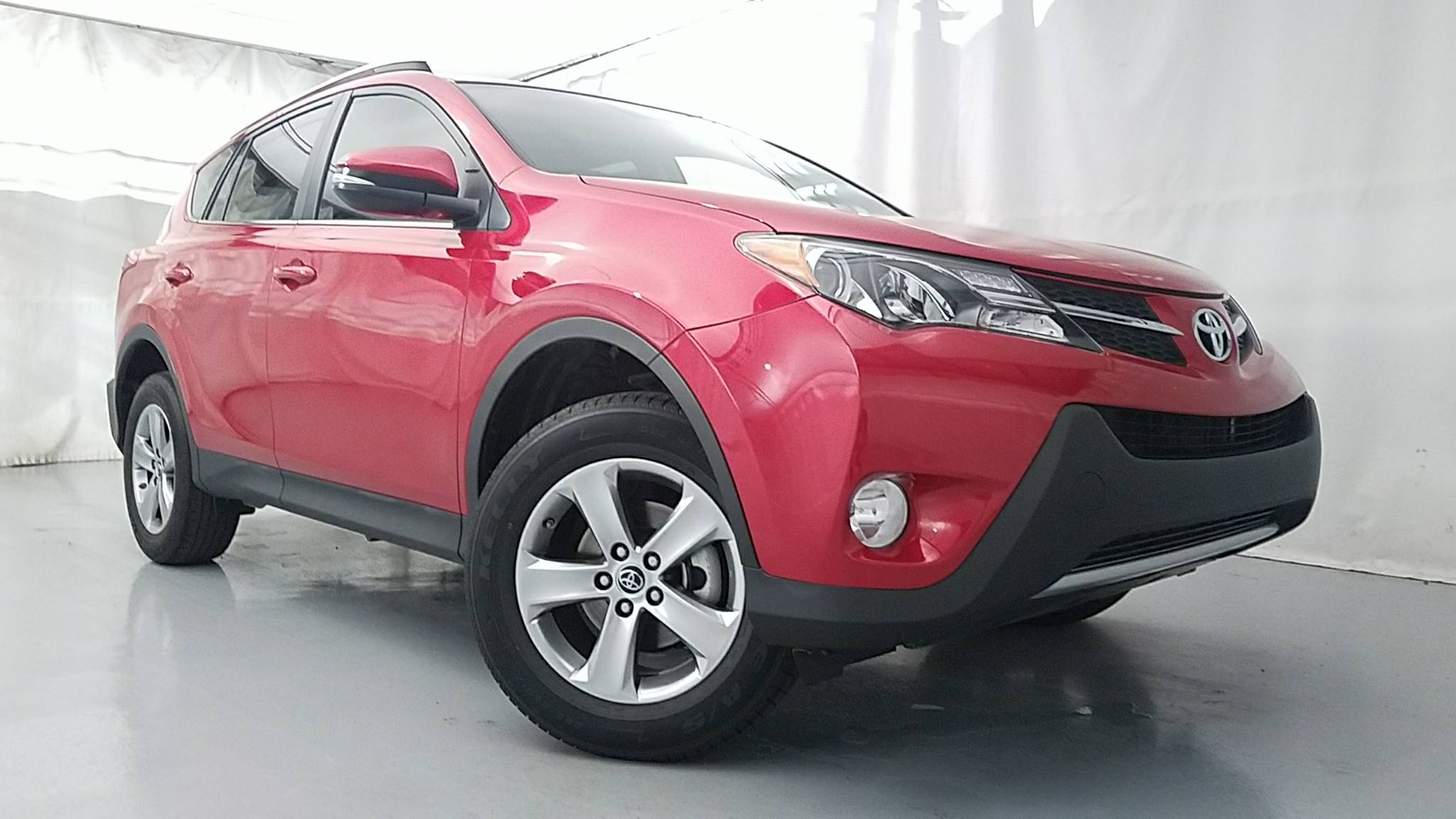 2015 toyota rav4 vehicle photo in hammond la