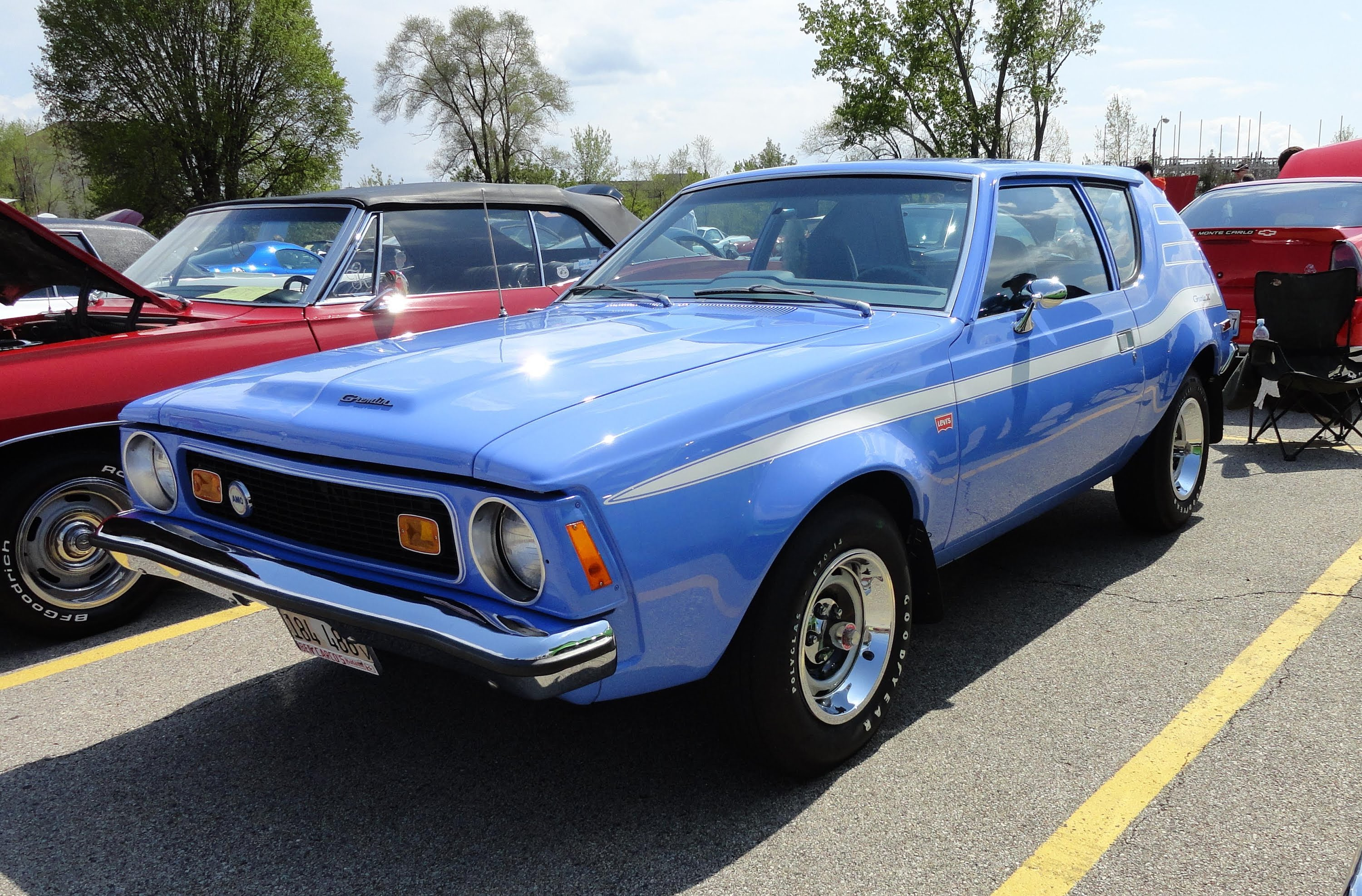 1973 american motors amc gremlin x levi s edition my car story with lou costabile youtube