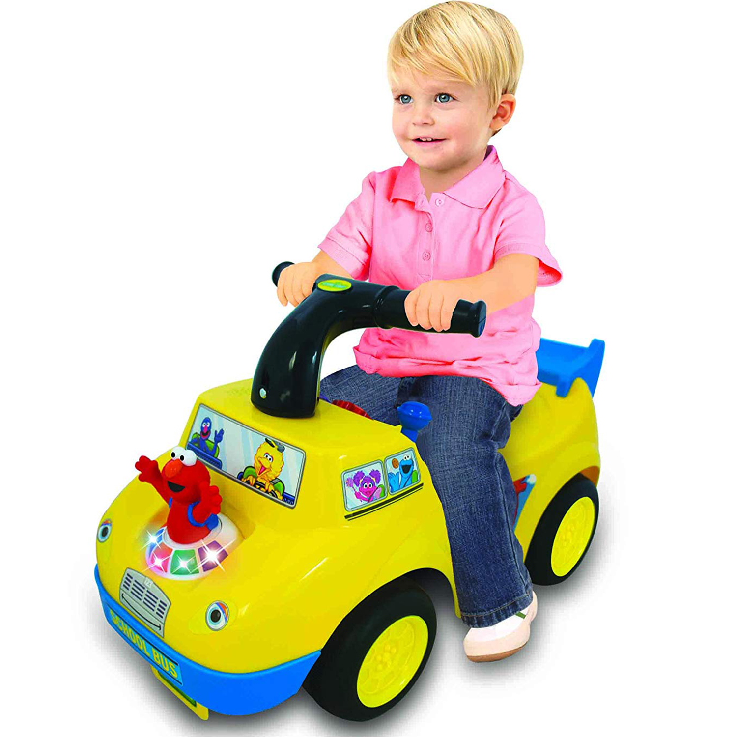 Baby Ride On Car Awesome toddler Ride On Baby Push Car School Bus Activity Play Fun toy Kids