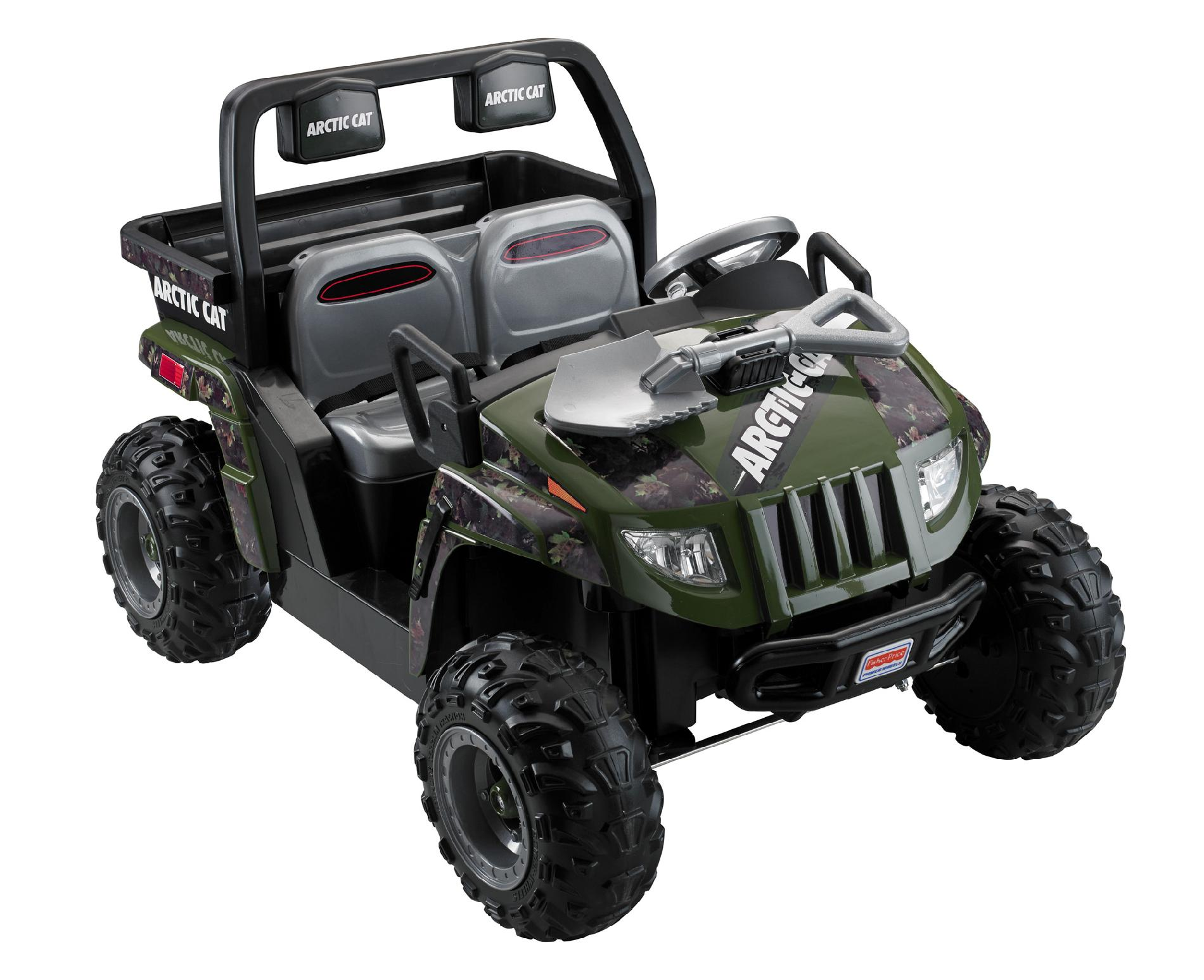 Battery Operated Vehicles for Kids Inspirational Power Wheels 12v toy Ride On Arctic Cat Utv Camo