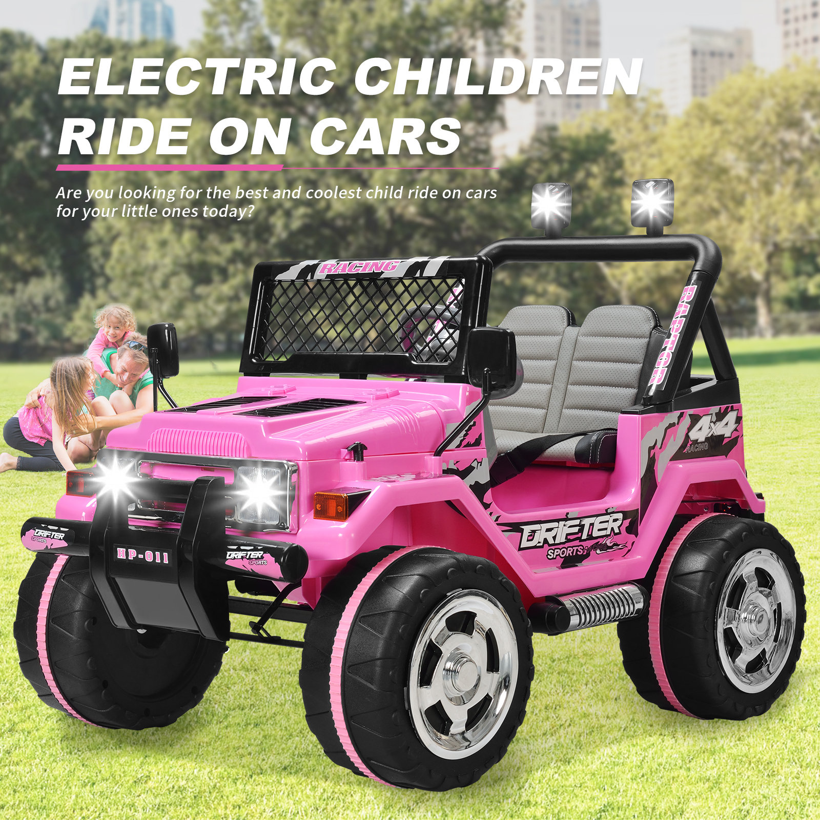 Battery Operated Vehicles for Kids Unique 12v Kids Ride On Cars Electric Battery Power Wheel Remote Control