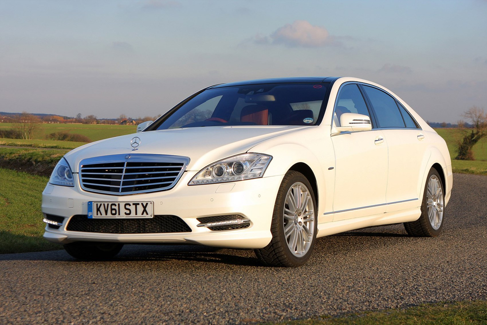 mercedes benz s class luxury cars for less than £10k