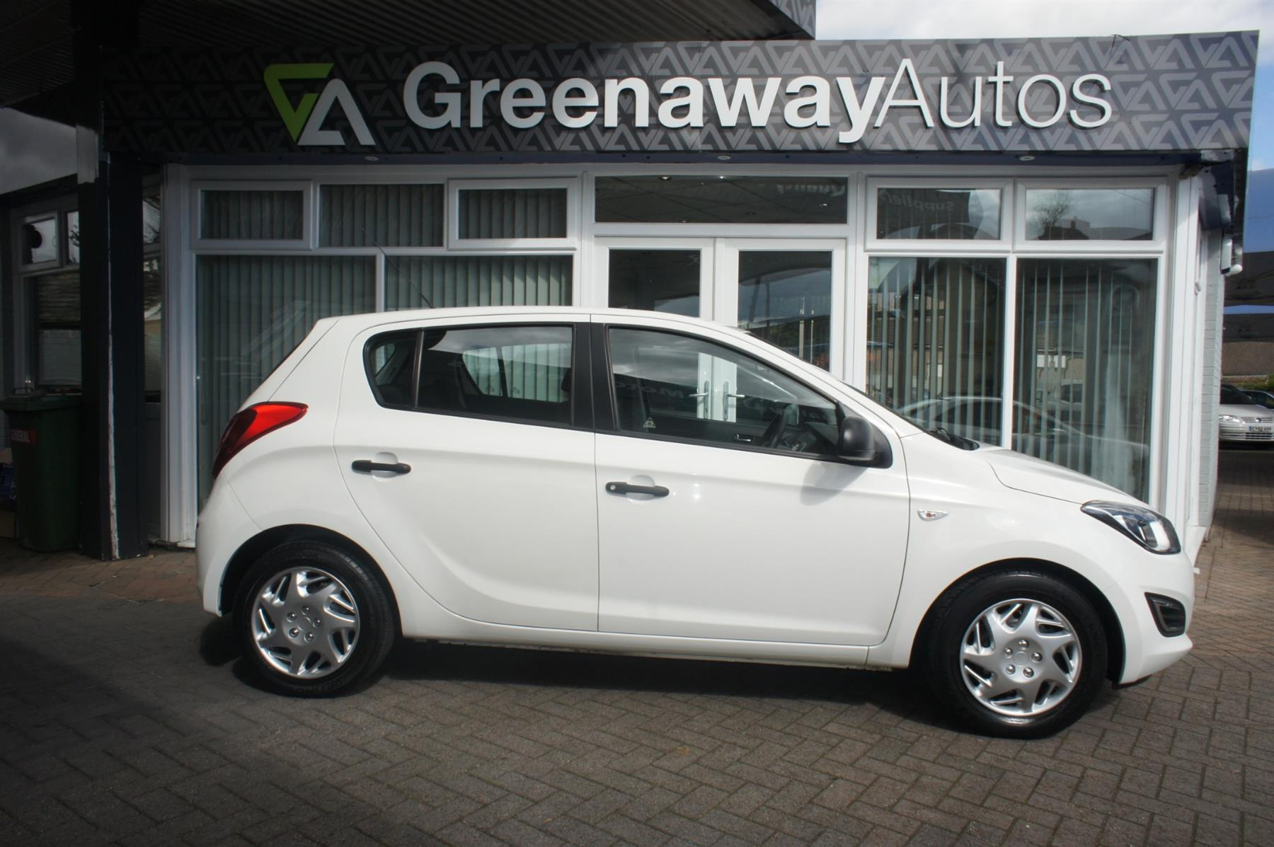 used 2013 hyundai i20 classic 0 finance on this car for sale in glamorganshire
