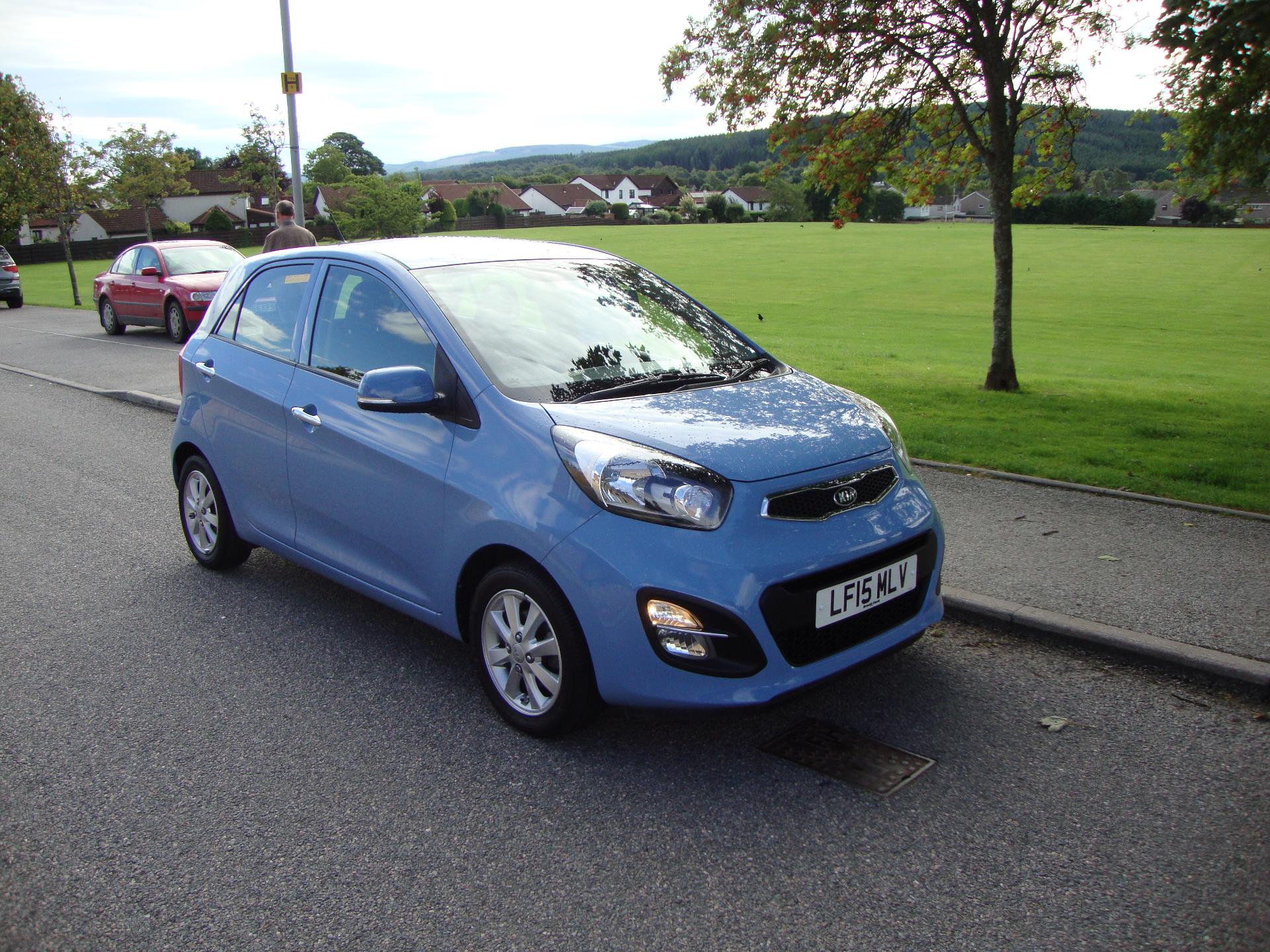 Car for Sale Aberdeen Awesome Used Kia Picanto Cars for Sale In Aberdeen Aberdeenshire