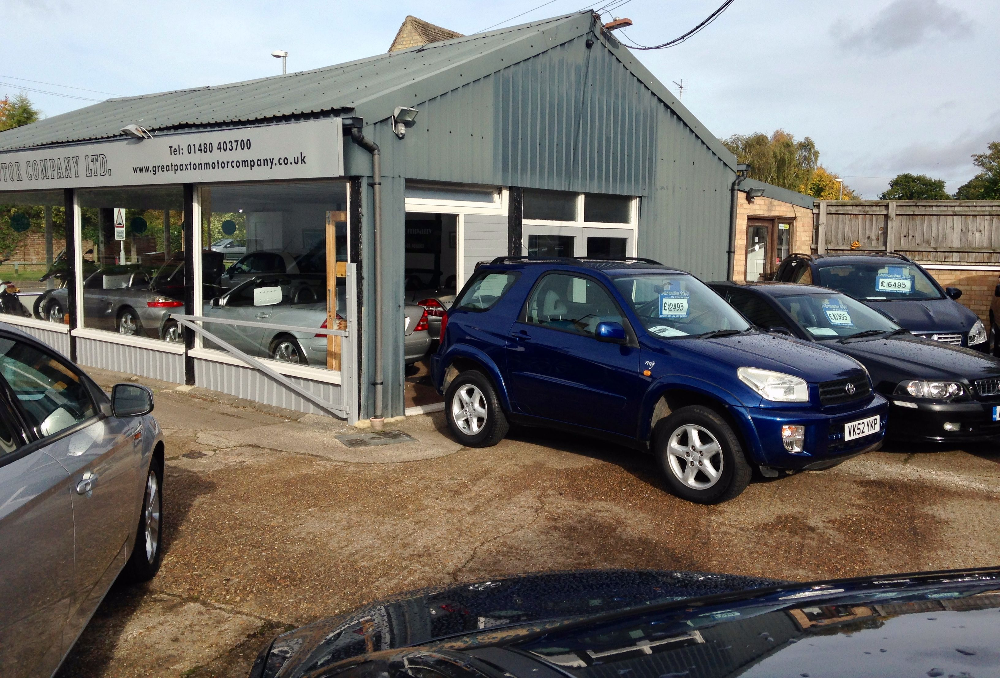 Car for Sale Cambridge Awesome Used Cars St Neots Second Hand Cars Cambridgeshire Great Paxton