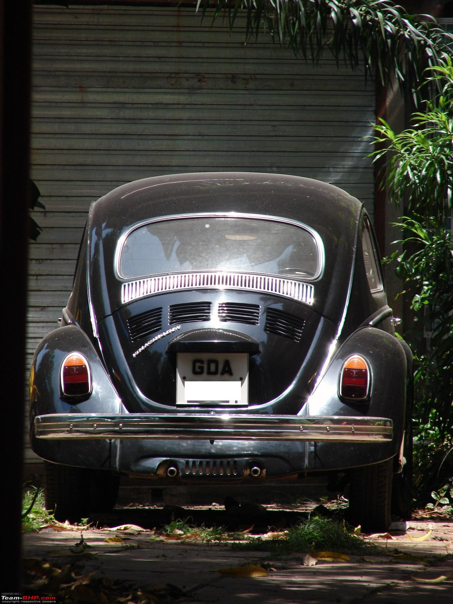 vintage classic car collection in goa dsc