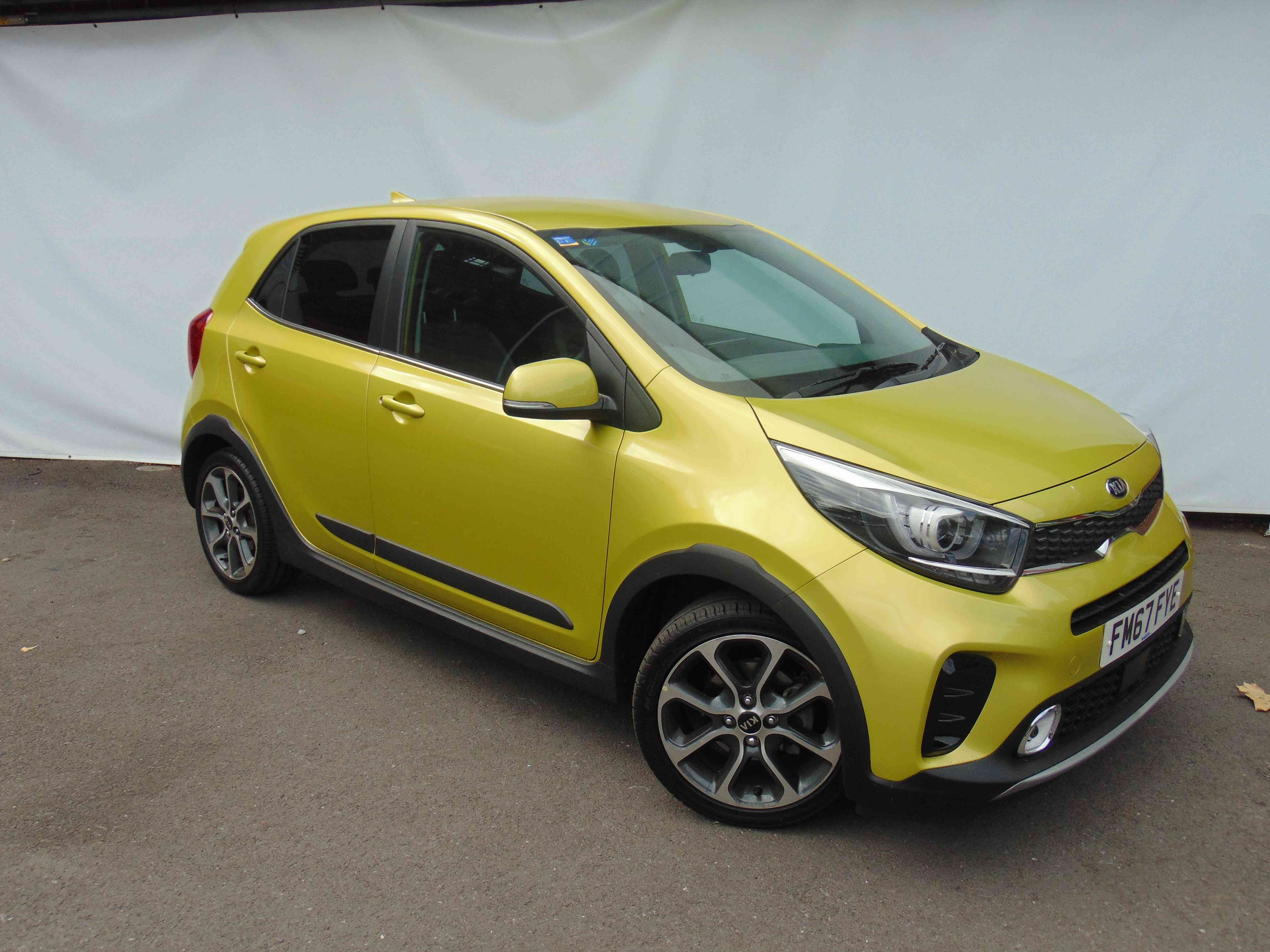 Car for Sale Kia Luxury Used Kia Cars for Sale In East Midlands