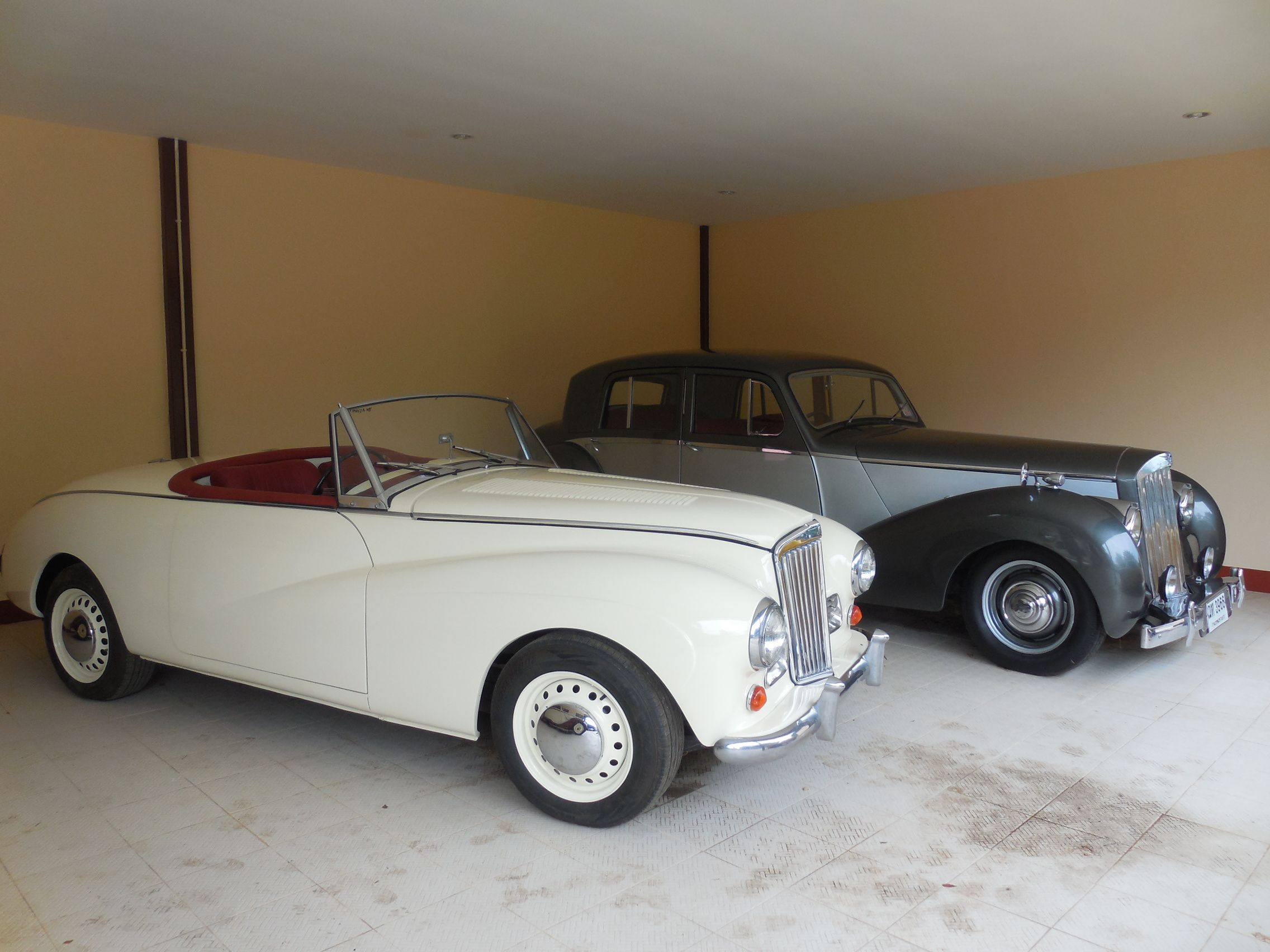 classic cars for sale in thailand