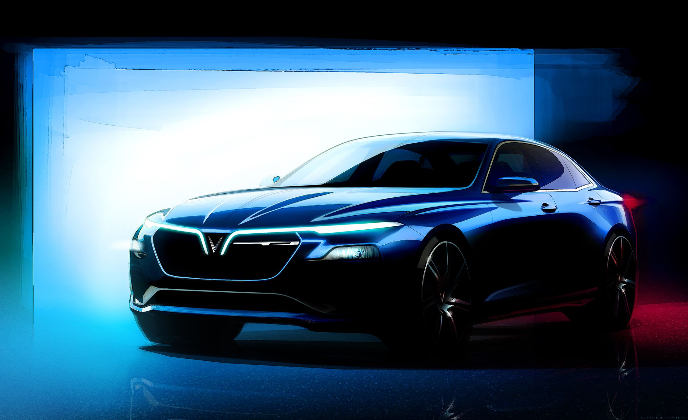 Car for Sale Vietnam Luxury Vinfast Aims to Be Vietnam S First Global Automaker News