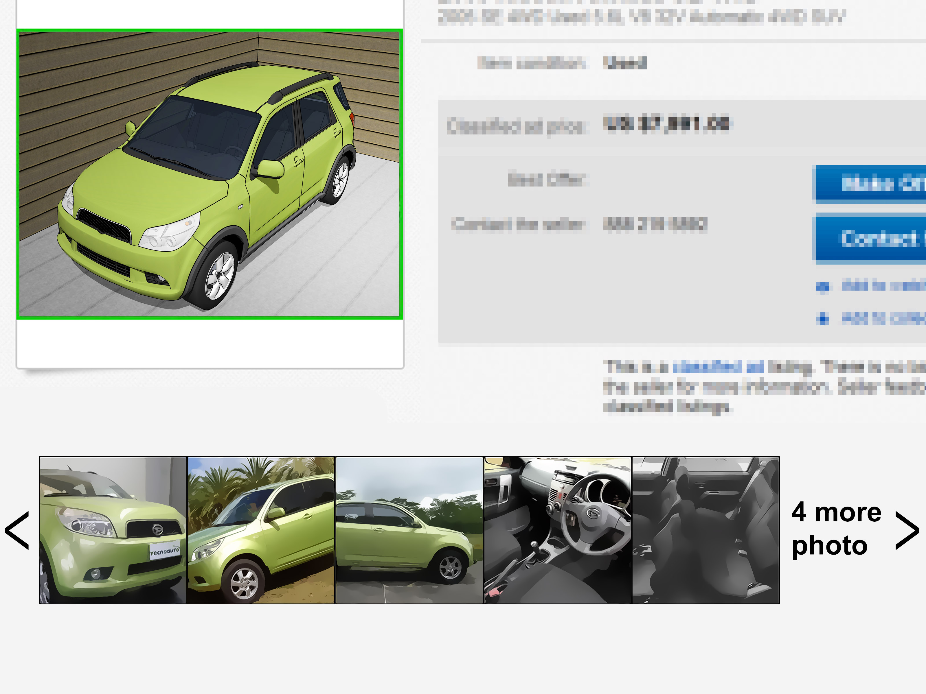 advertise your used car for sale step 12 version 4