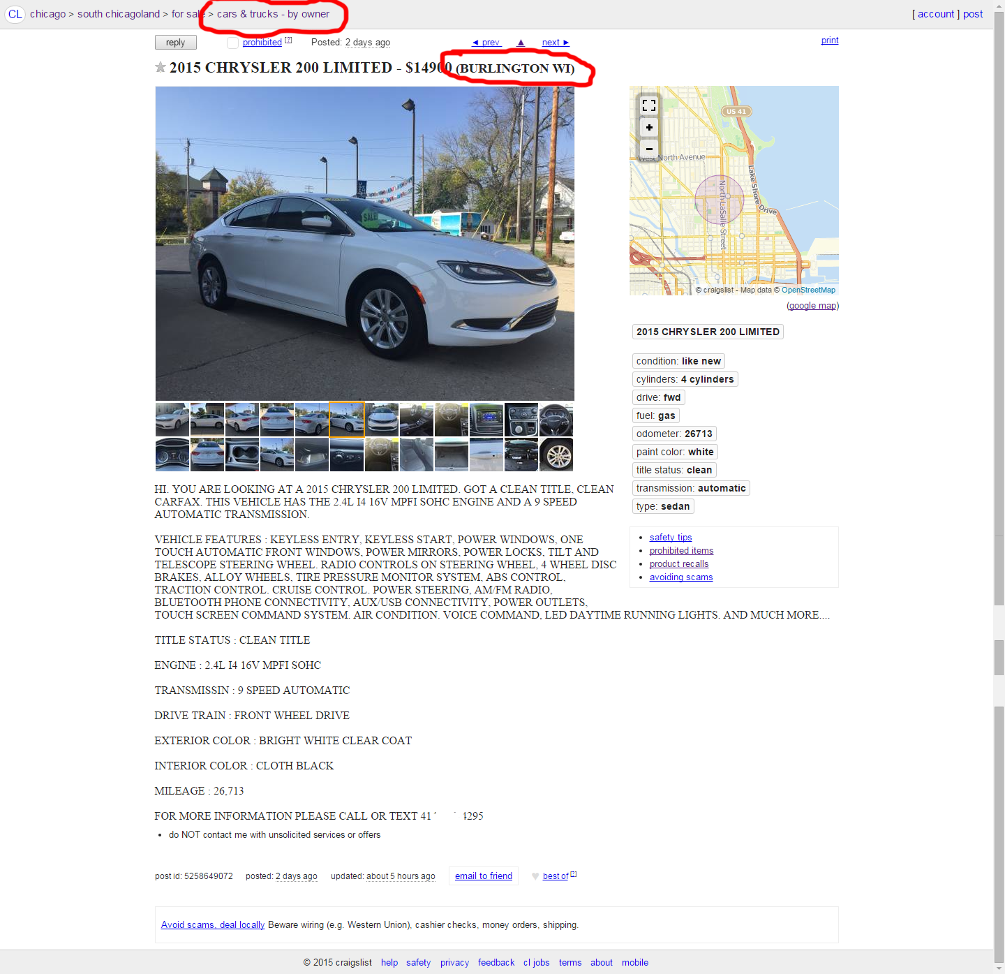 Luxury Cars For Sale By Dealer Craigslist Used Cars