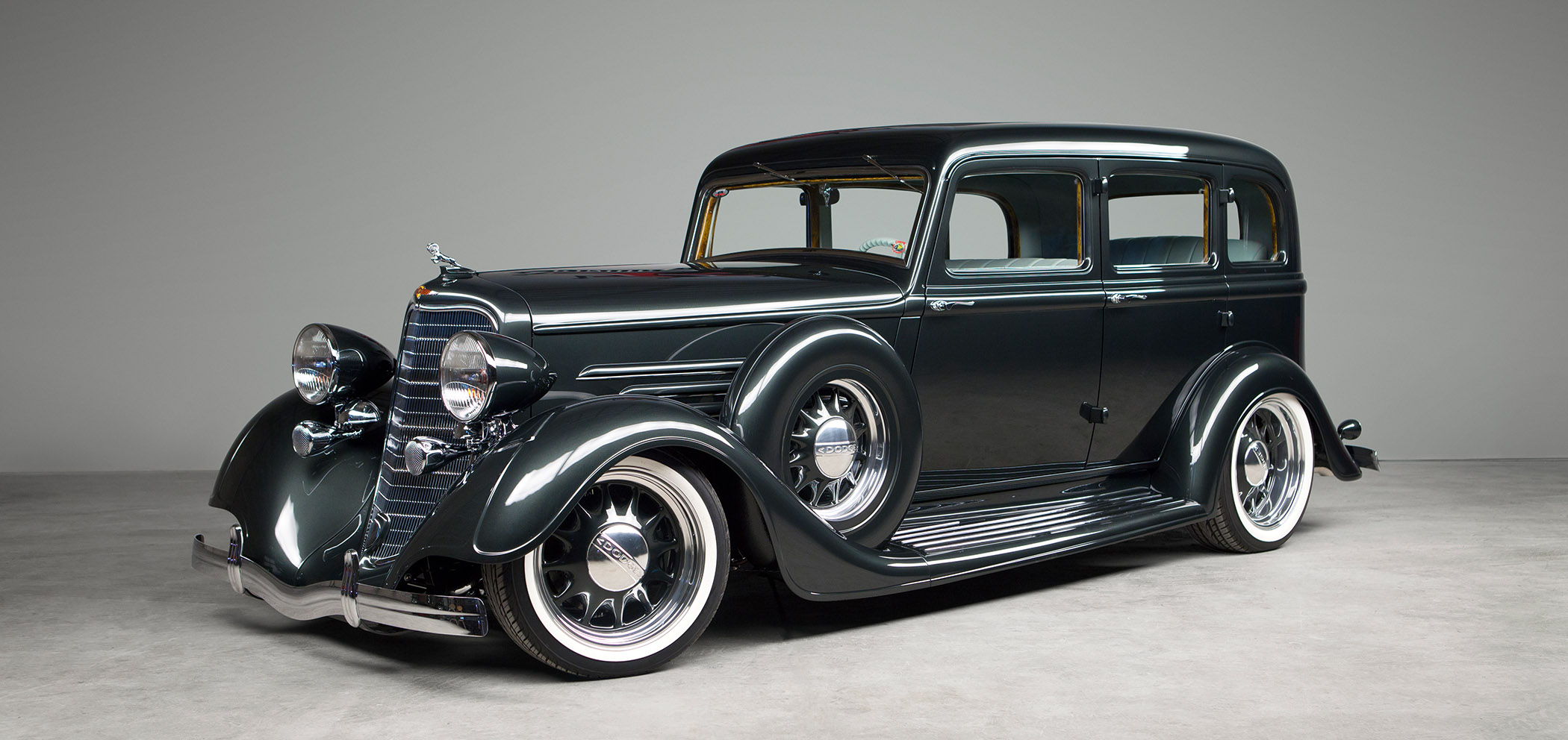 Cars for Sale by Kindig Awesome 34 Dodge Brothers Sedan – Kindig It