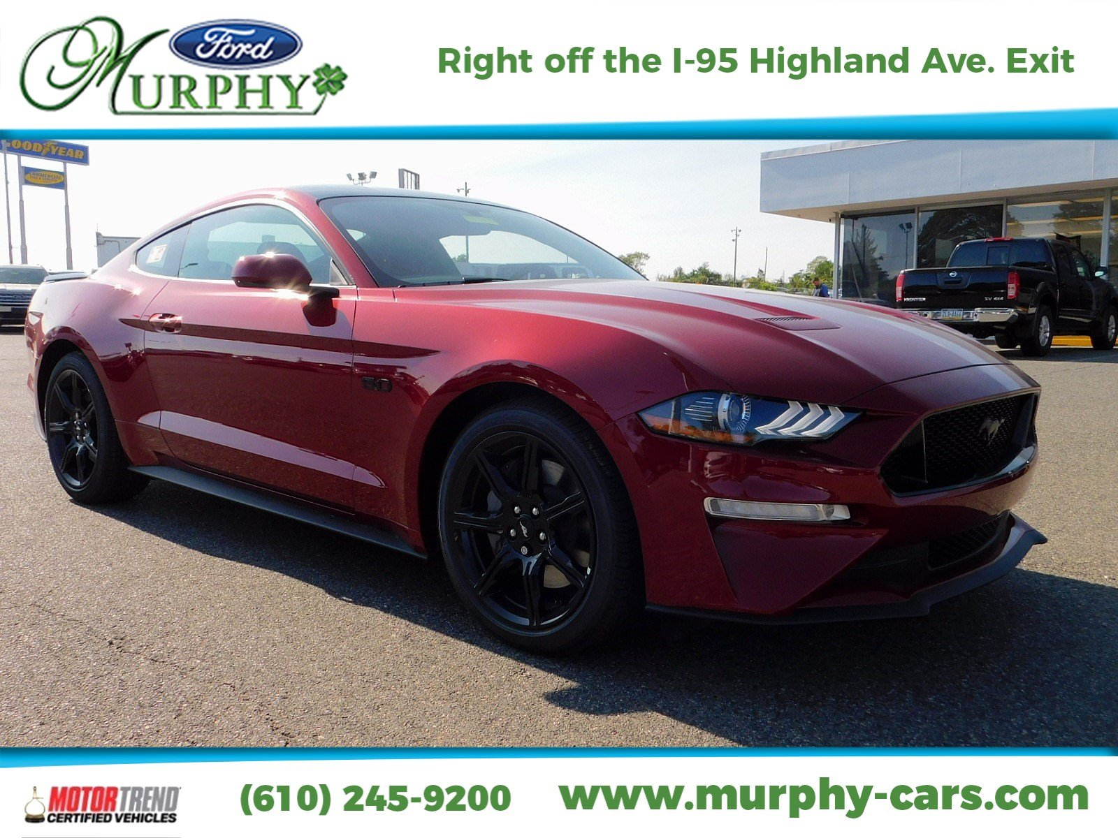 Cars for Sale by the Owner In Delaware Inspirational New 2018 ford Mustang Gt 2dr Car In Delaware County Pa