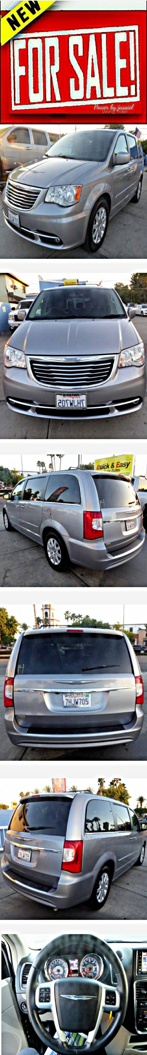 2014 chrysler town country touring cars trucks in south gate ca offerup