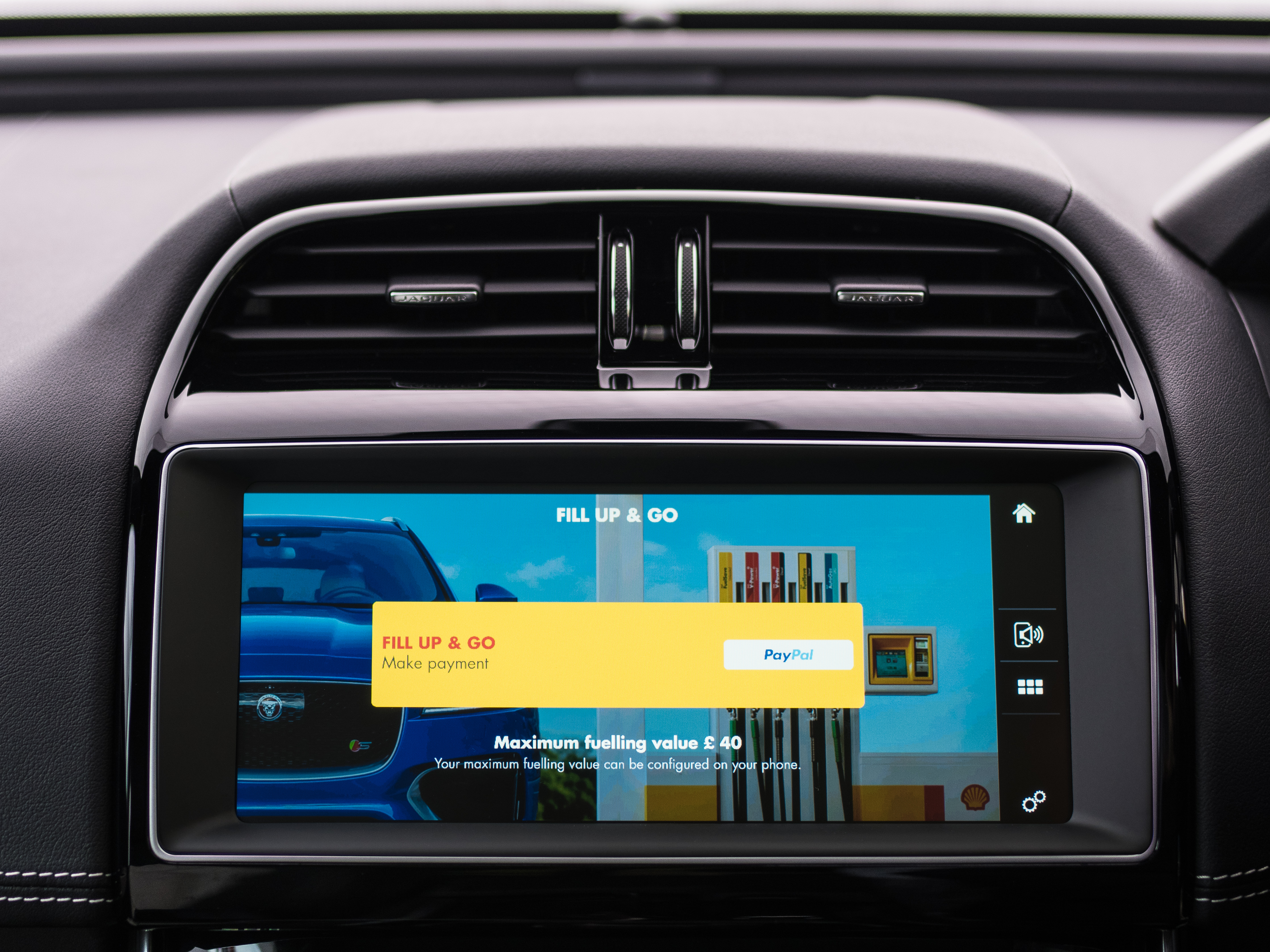 Cars for Sale Near Me Payments Best Of Jaguar Rolls Out In Car Payments App to Gas at Shell Stations