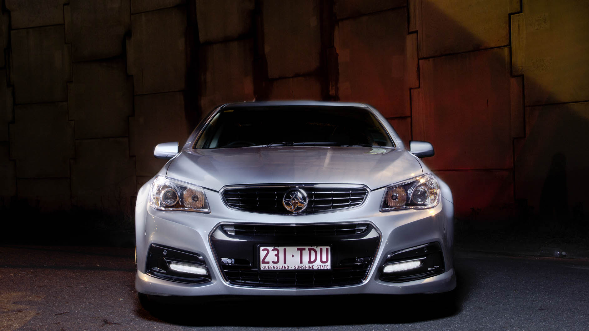 2013 holden vf modore front