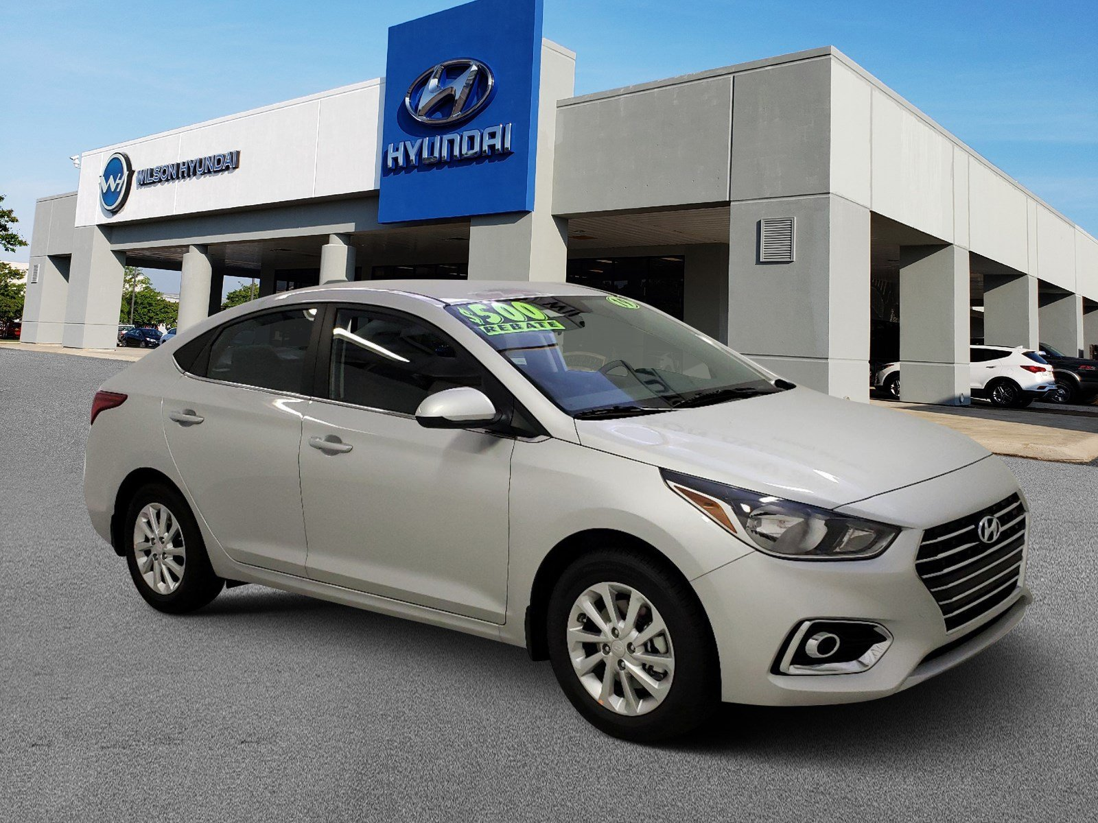 Cars for Sale Under 10000 In Jackson Ms Awesome New 2019 Hyundai Accent Sel 4dr Car In Jackson Ms H