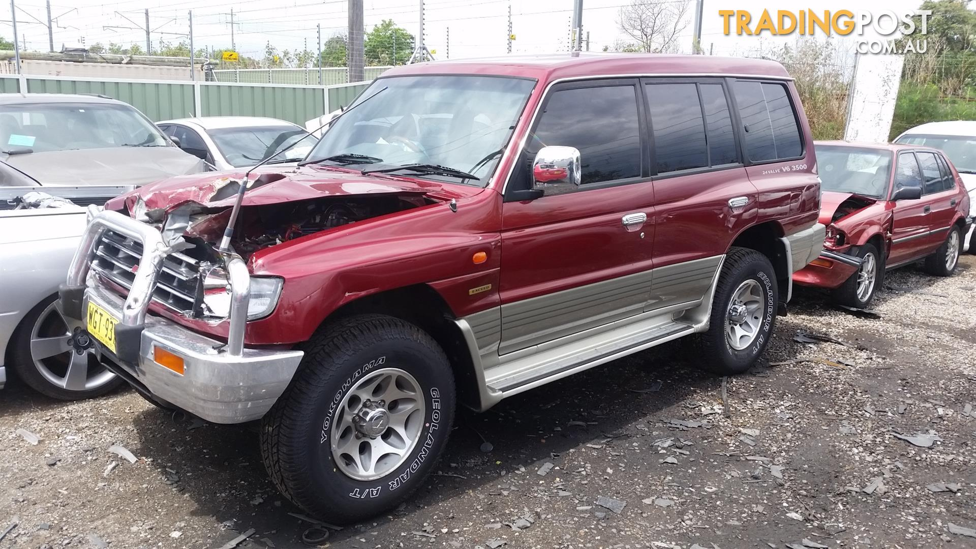 Cars for Sale Under 10000 Nsw Fresh Mitsubishi Pajaro Exceed 4×4 for Sale In St Clair Nsw