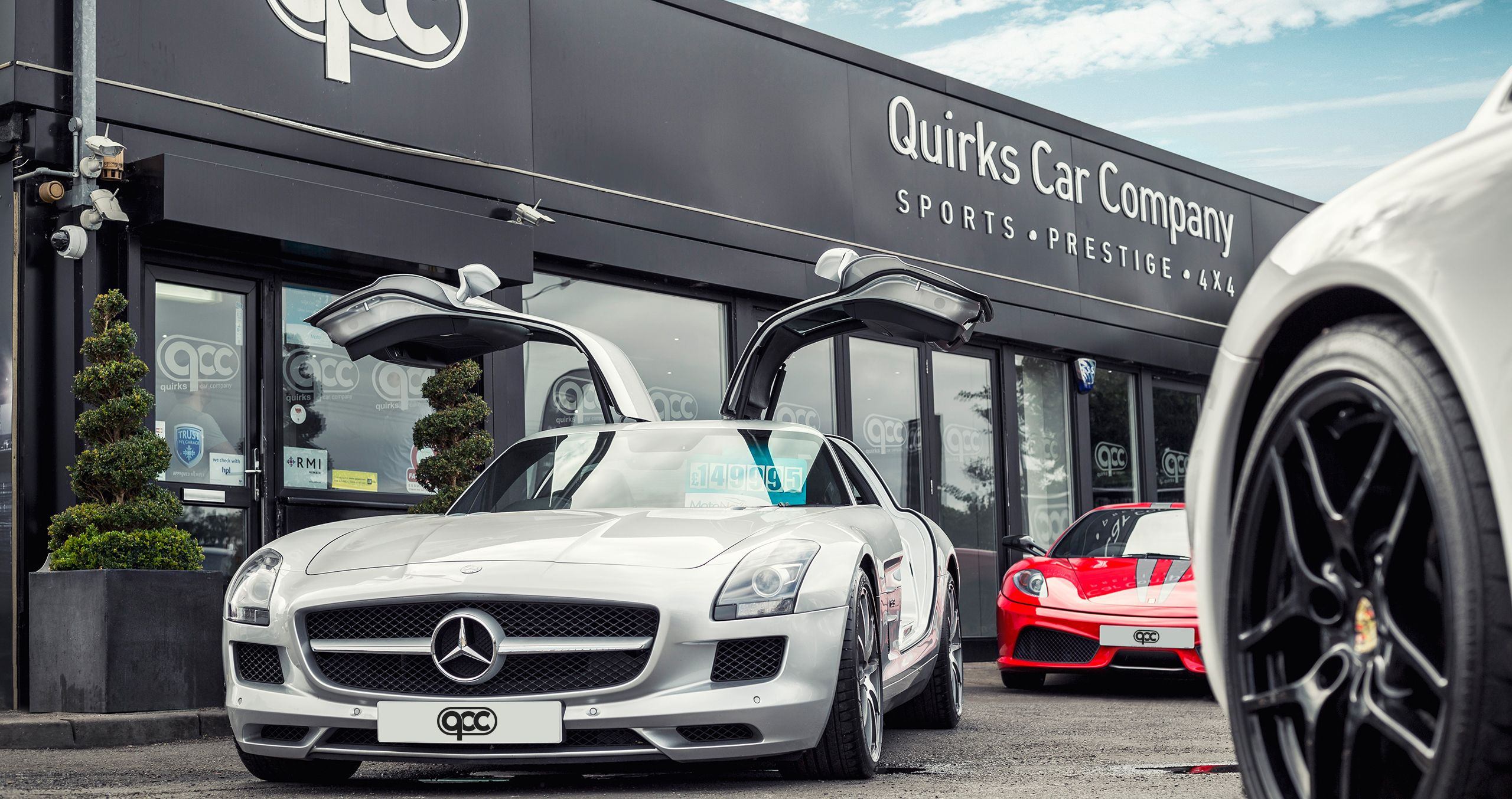 Cars Sale Essex Unique Sports Cars Prestige and 4×4 Vehicles