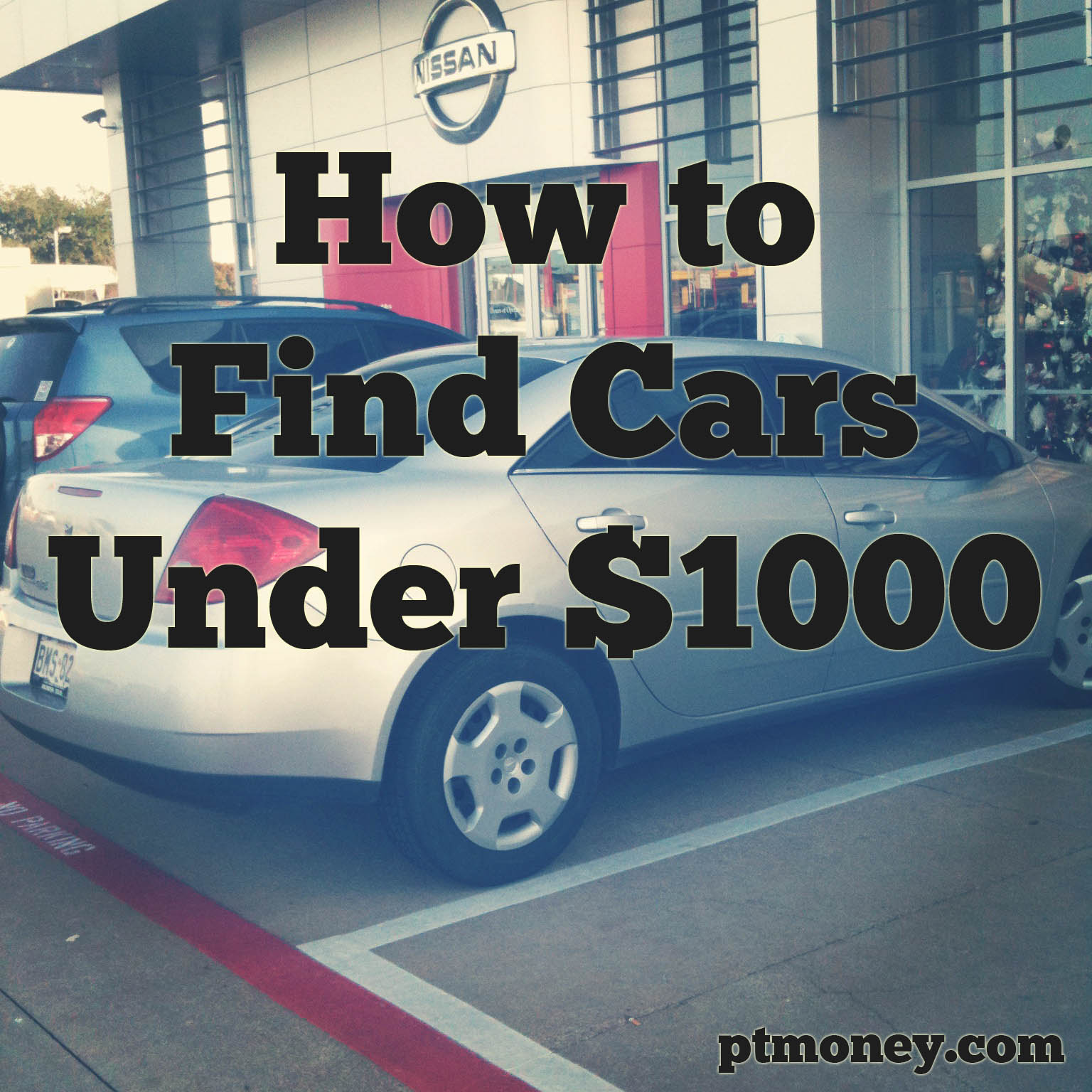 Cheap Cars for Sale Near Me Craigslist Inspirational How to Find the Absolute Best Cars Under $1 000